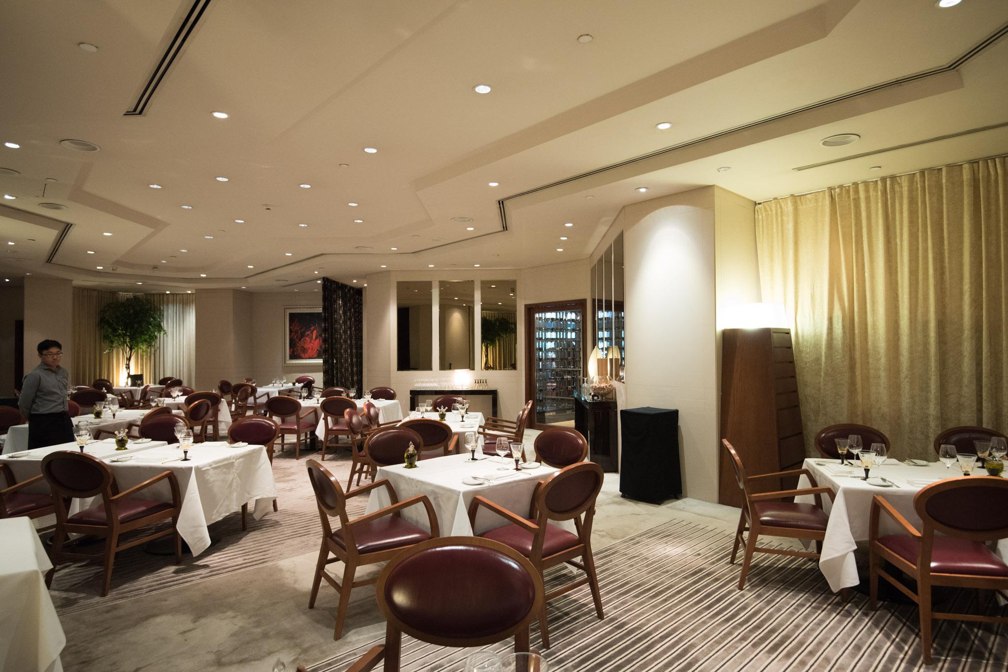 Restaurant  DOMVS, The Italian Restaurant - Sheraton Towers Singapore