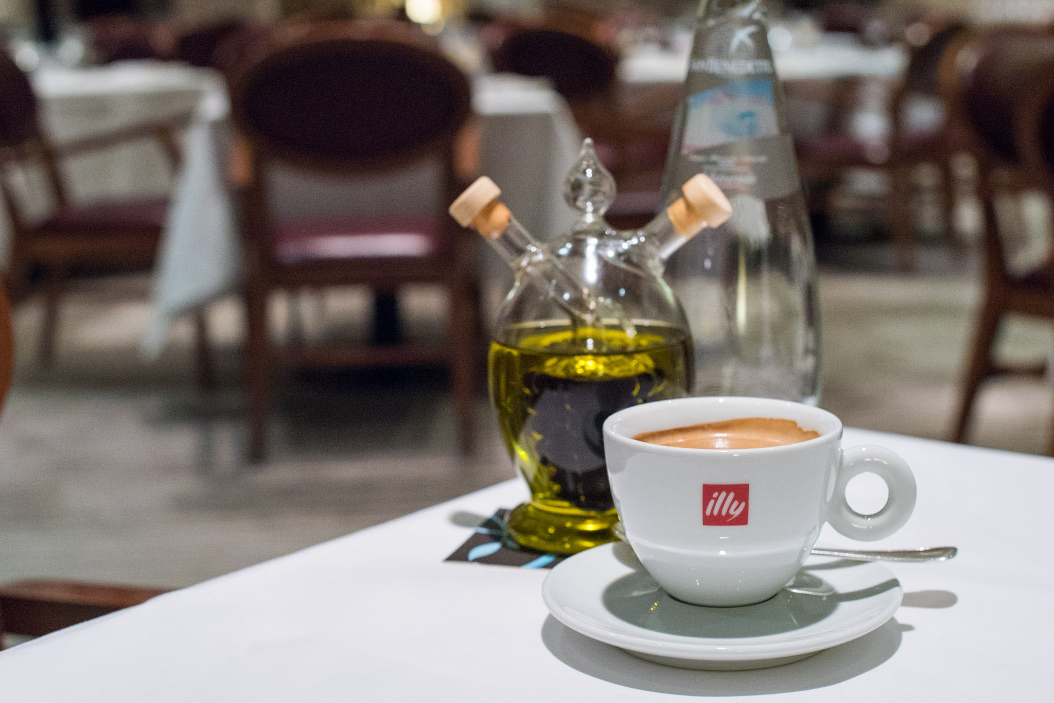 Coffee  DOMVS, The Italian Restaurant - Sheraton Towers Singapore