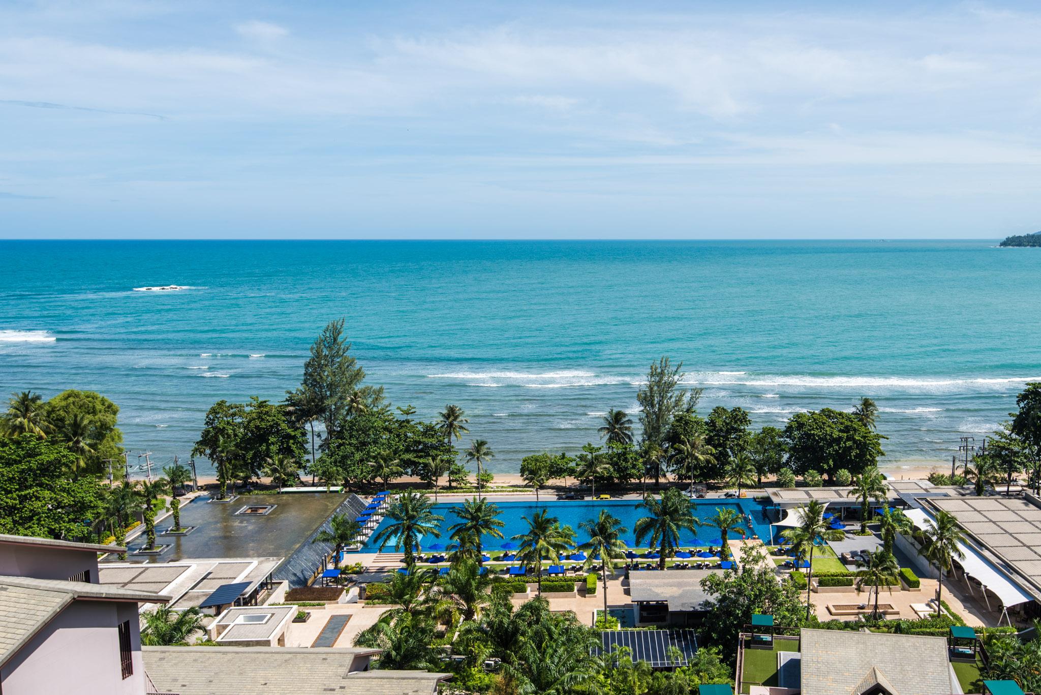 Resort View  Hyatt Regency Phuket Resort
