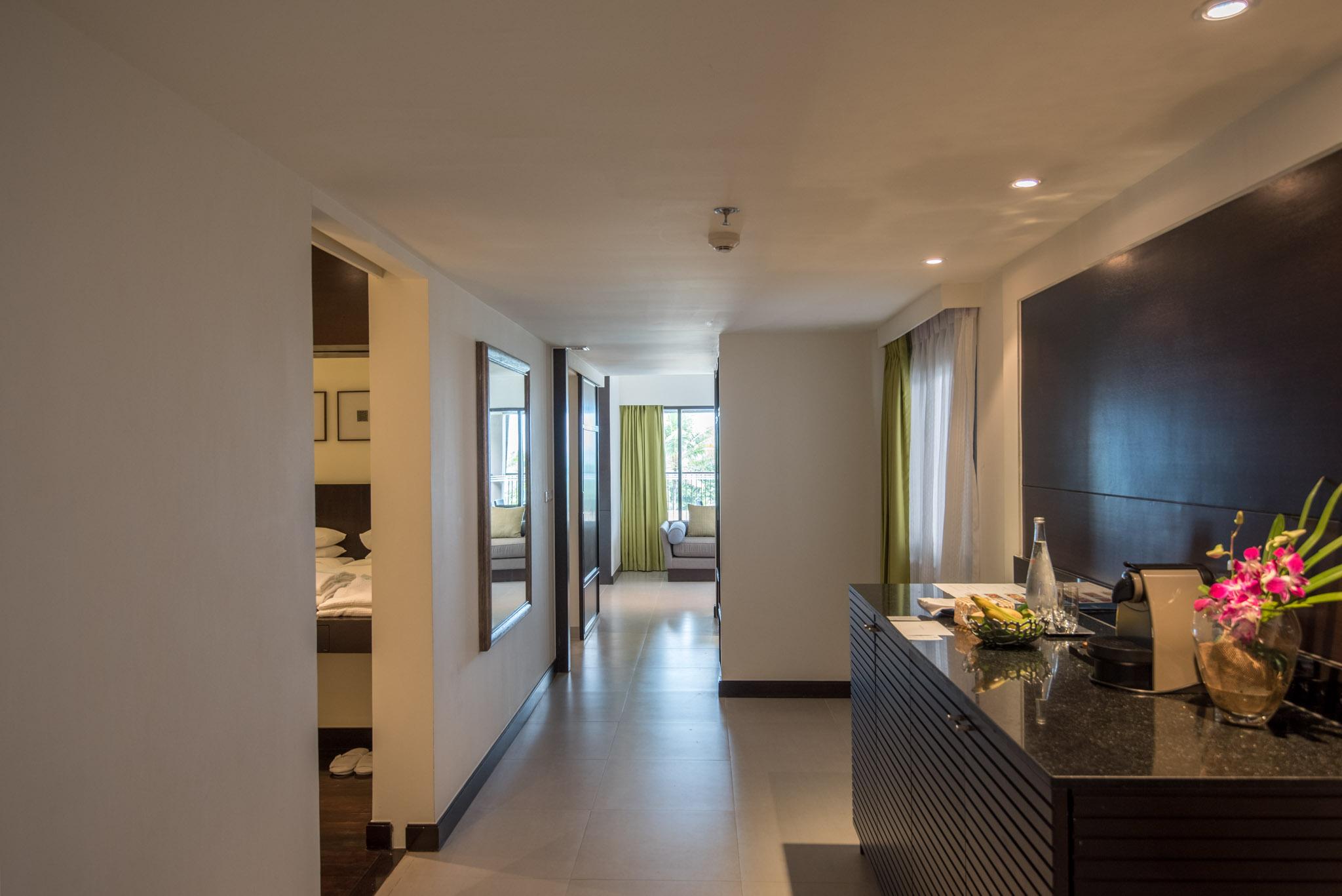 Entrance  Deluxe Two Bedroom - Hyatt Regency Phuket Resort