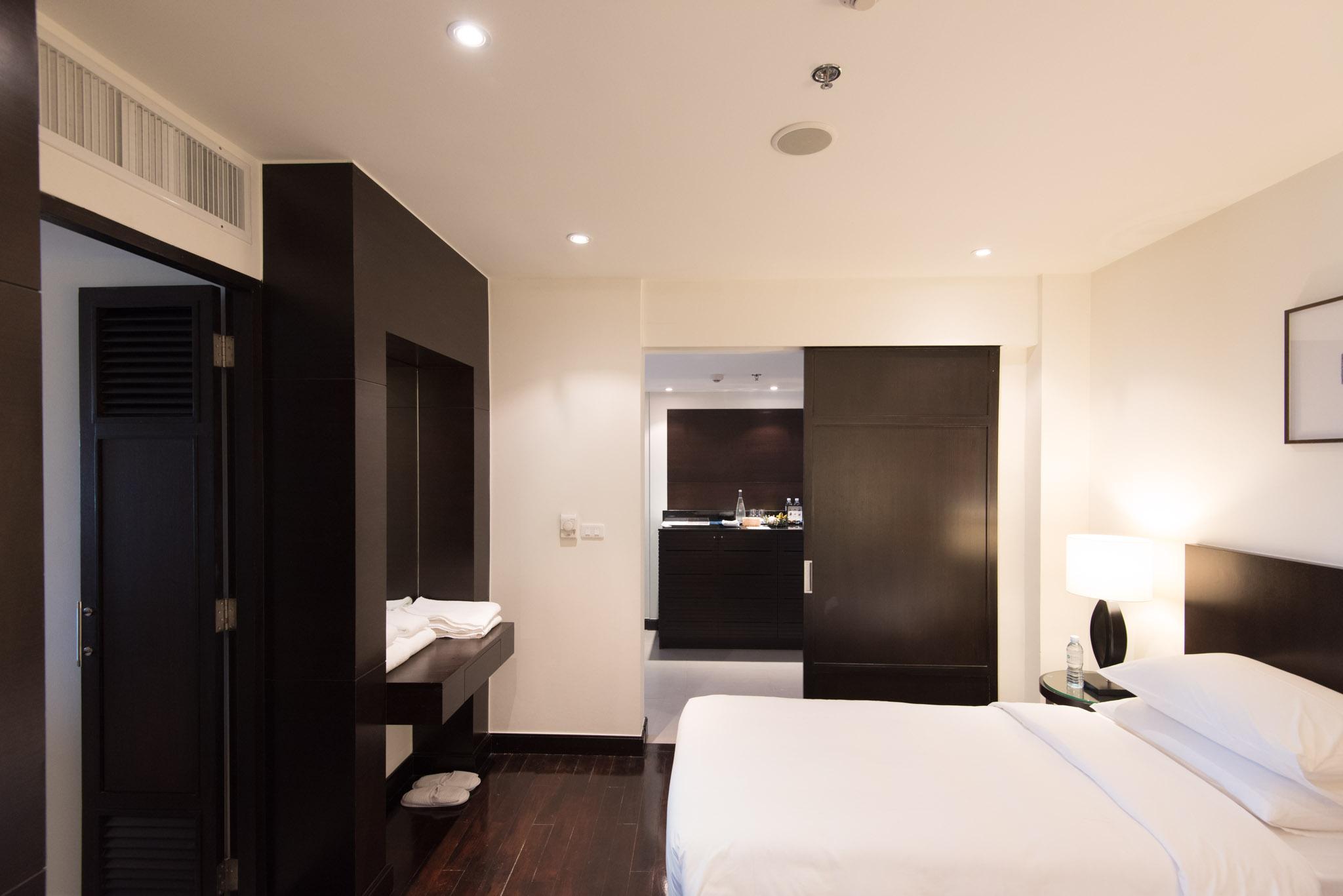 Bedroom (Two Single Beds)  Deluxe Two Bedroom - Hyatt Regency Phuket Resort