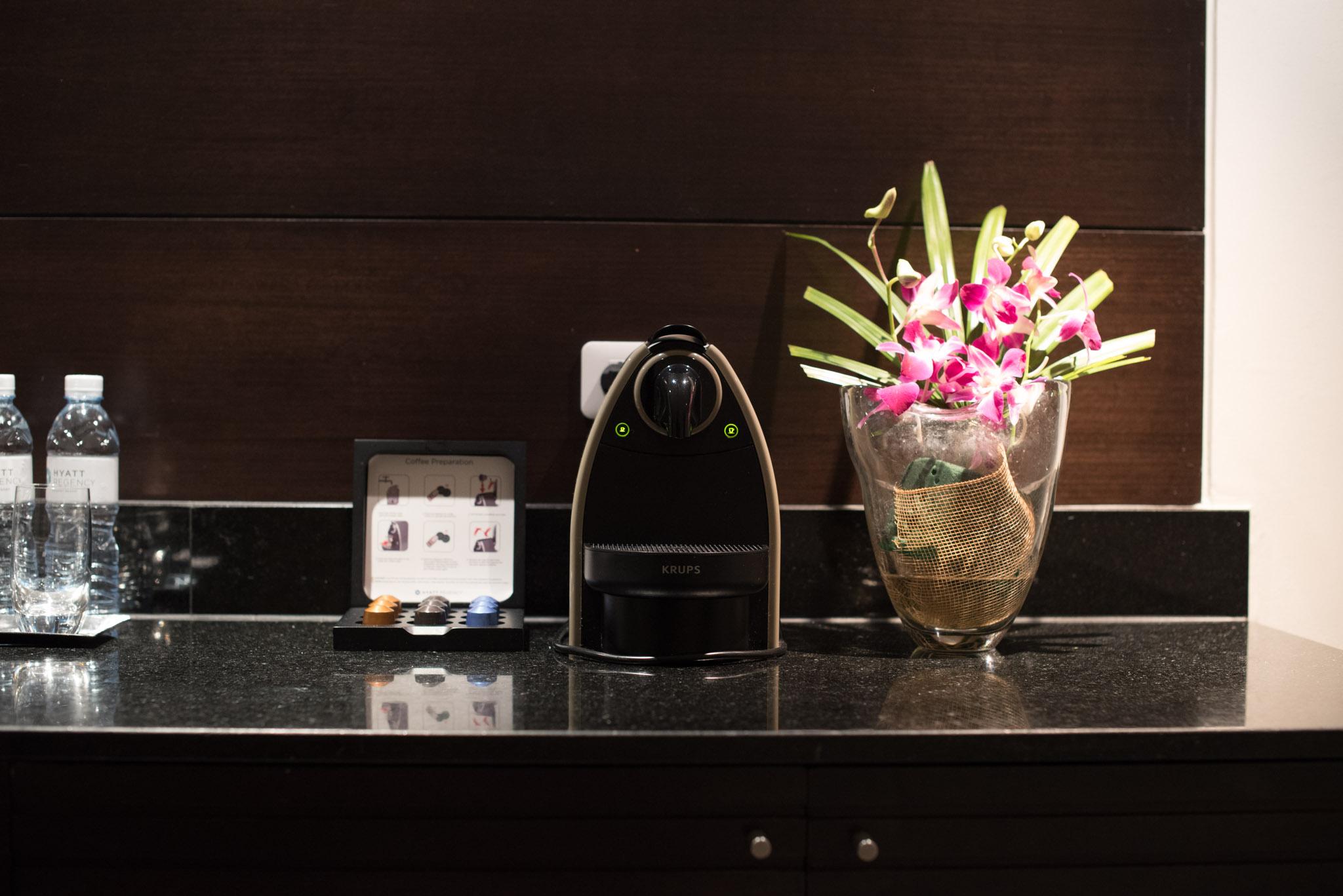Minibar and Coffee  Deluxe Two Bedroom - Hyatt Regency Phuket Resort