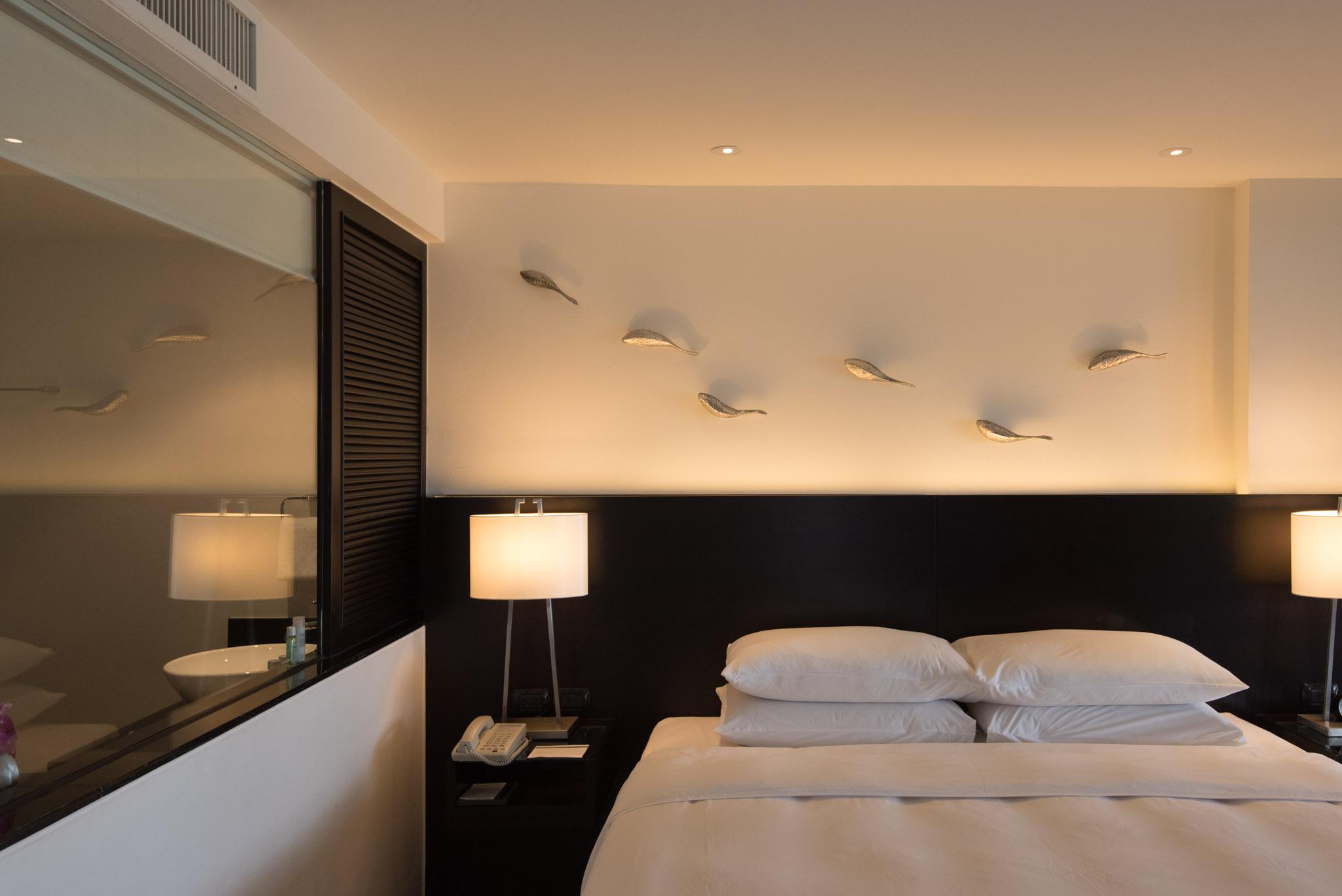 Master Bedroom  Deluxe Two Bedroom - Hyatt Regency Phuket Resort