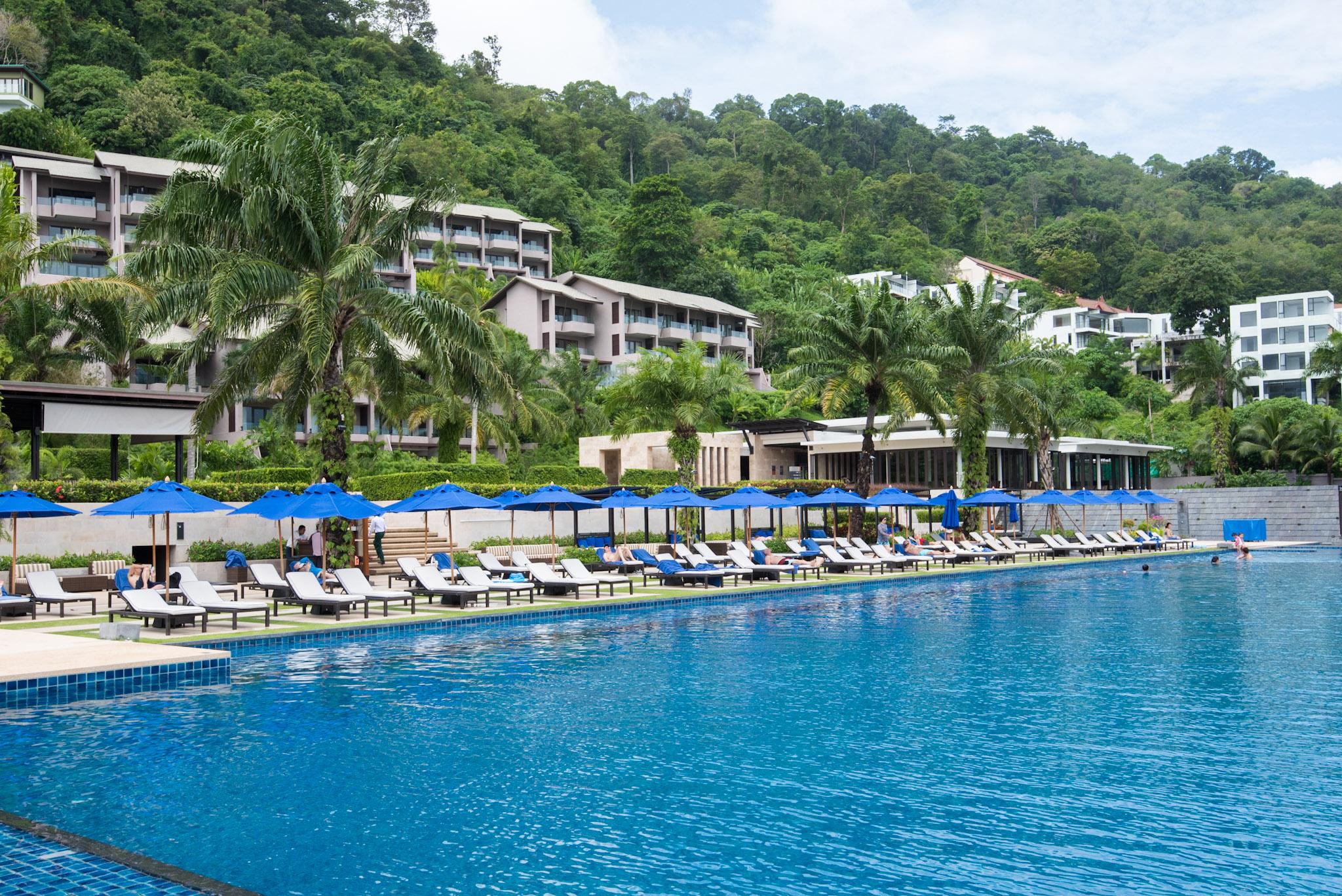 Swimming Pool  Hyatt Regency Phuket Resort