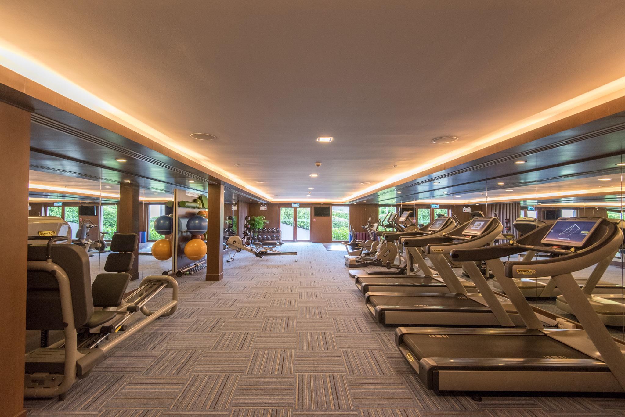 Gym The Pool Bar - Hyatt Regency Phuket Resort