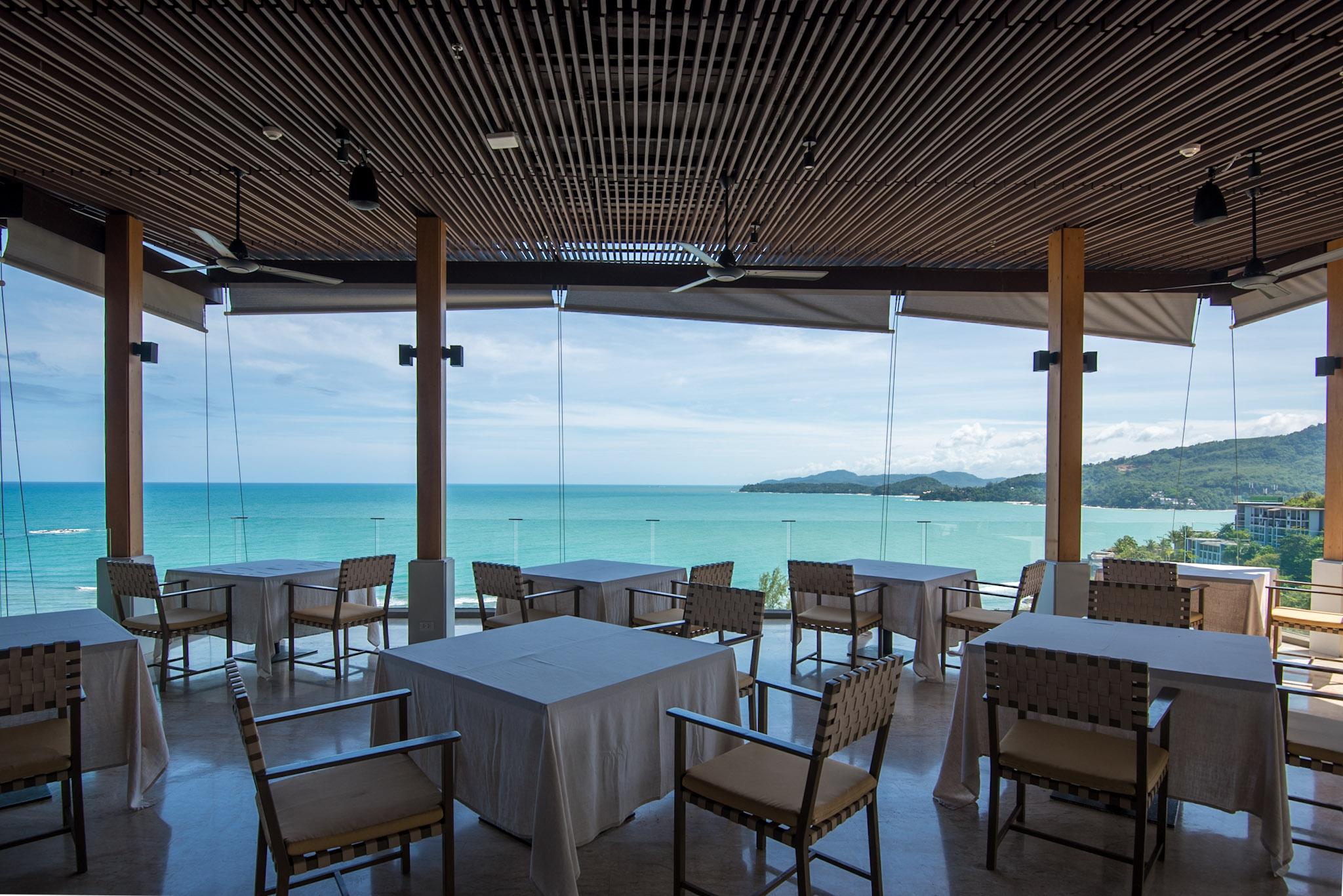 Sunset Grill The Pool Bar - Hyatt Regency Phuket Resort