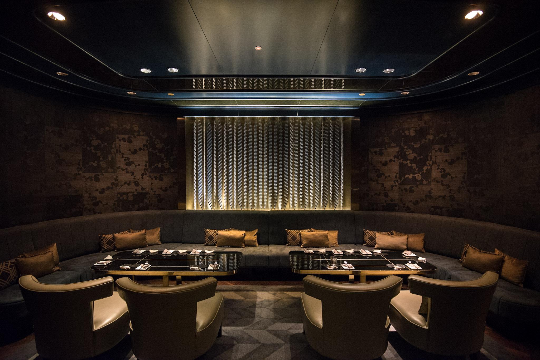 Private Room  Manhattan - Regent Singapore