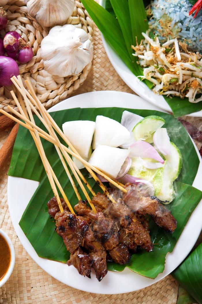 Indonesian Favourites | Photo Credit: Novotel Singapore Clarke Quay