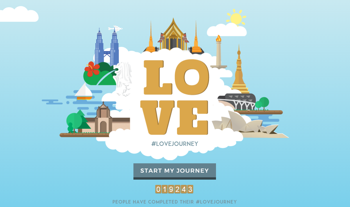Love Journey |Photo Credit: Shangri-La