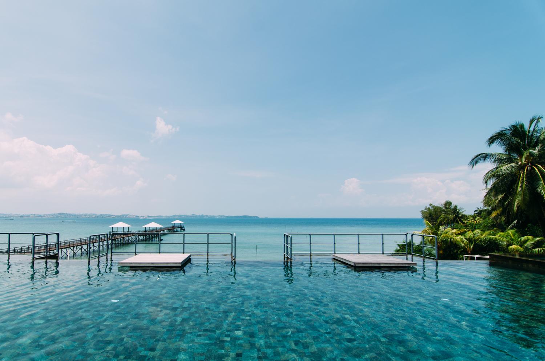 Swimming Pool at Montigo Resorts, Nongsa