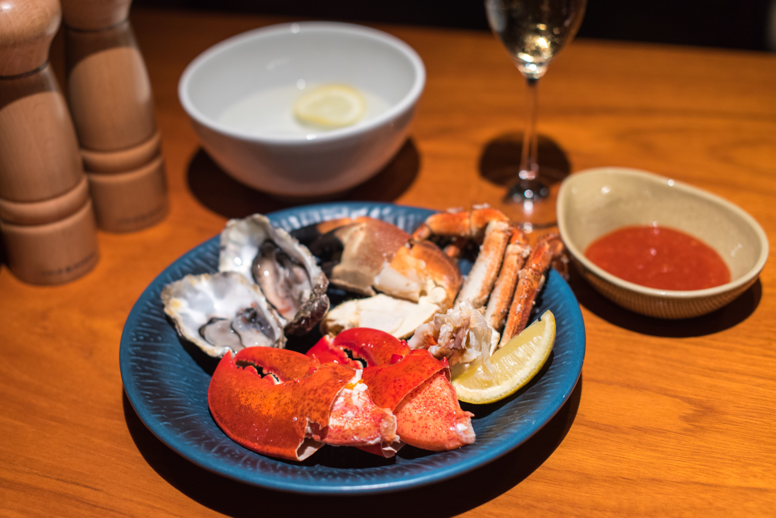 Fresh Sustainable Seafood  Mezza9 (Sunday Brunch) - Grand Hyatt Singapore