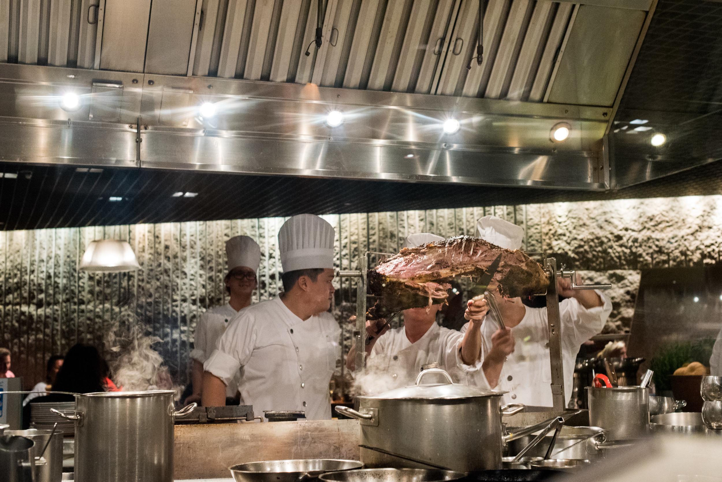 The Grill  Mezza9 (Sunday Brunch) - Grand Hyatt Singapore