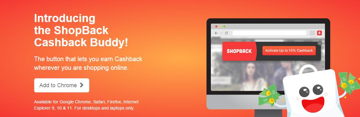 ShopBack Cashback Buddy | Photo Credit: ShopBack