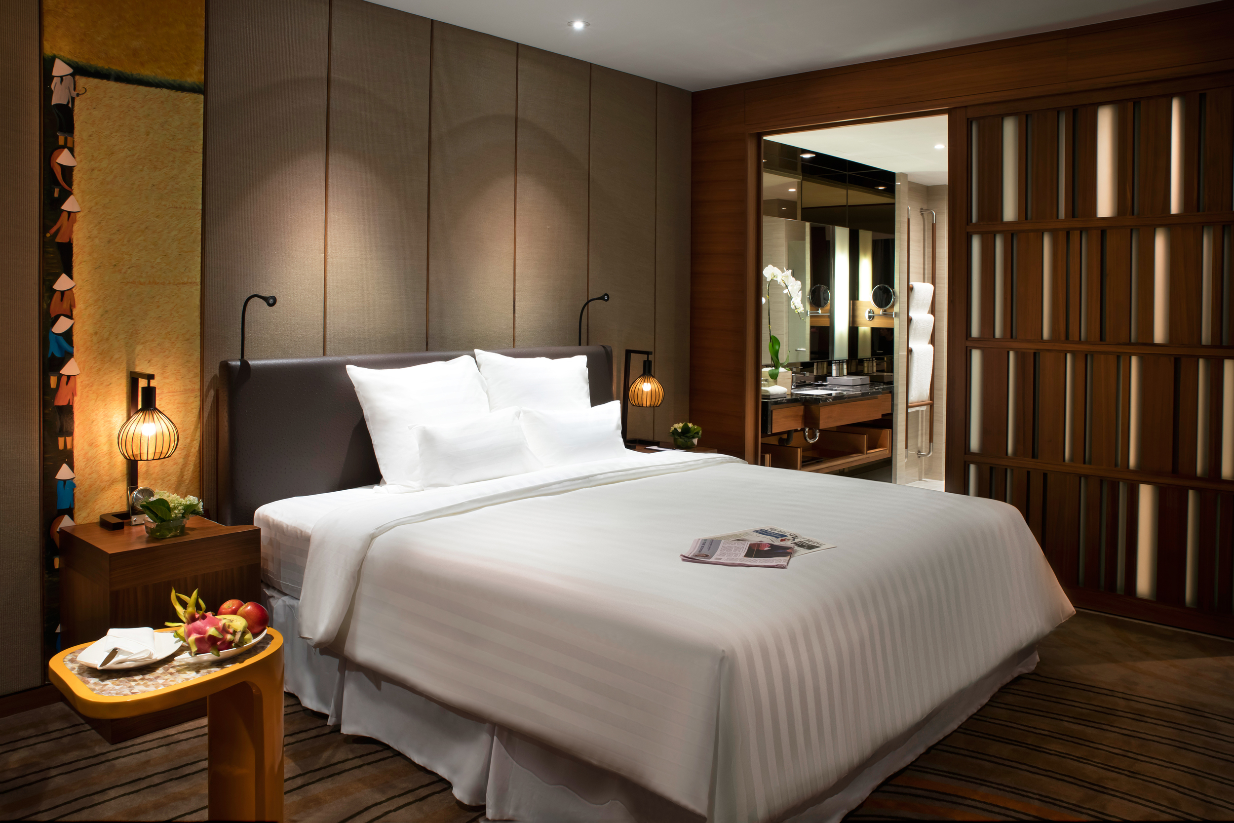 Deluxe Executive Room | Photo Credit: Pullman Vung Tau