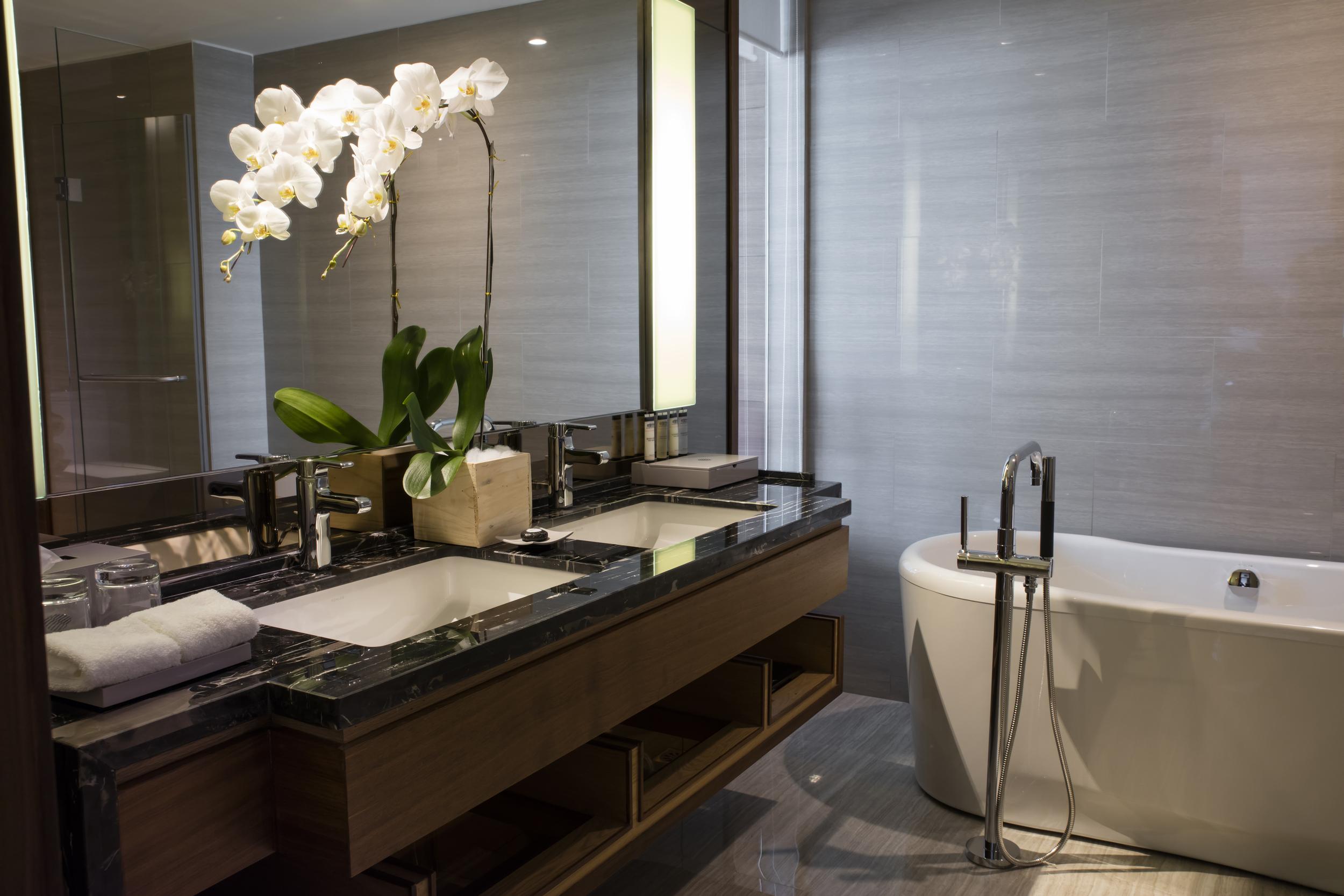 Bathroom | Photo Credit: Pullman Vung Tau