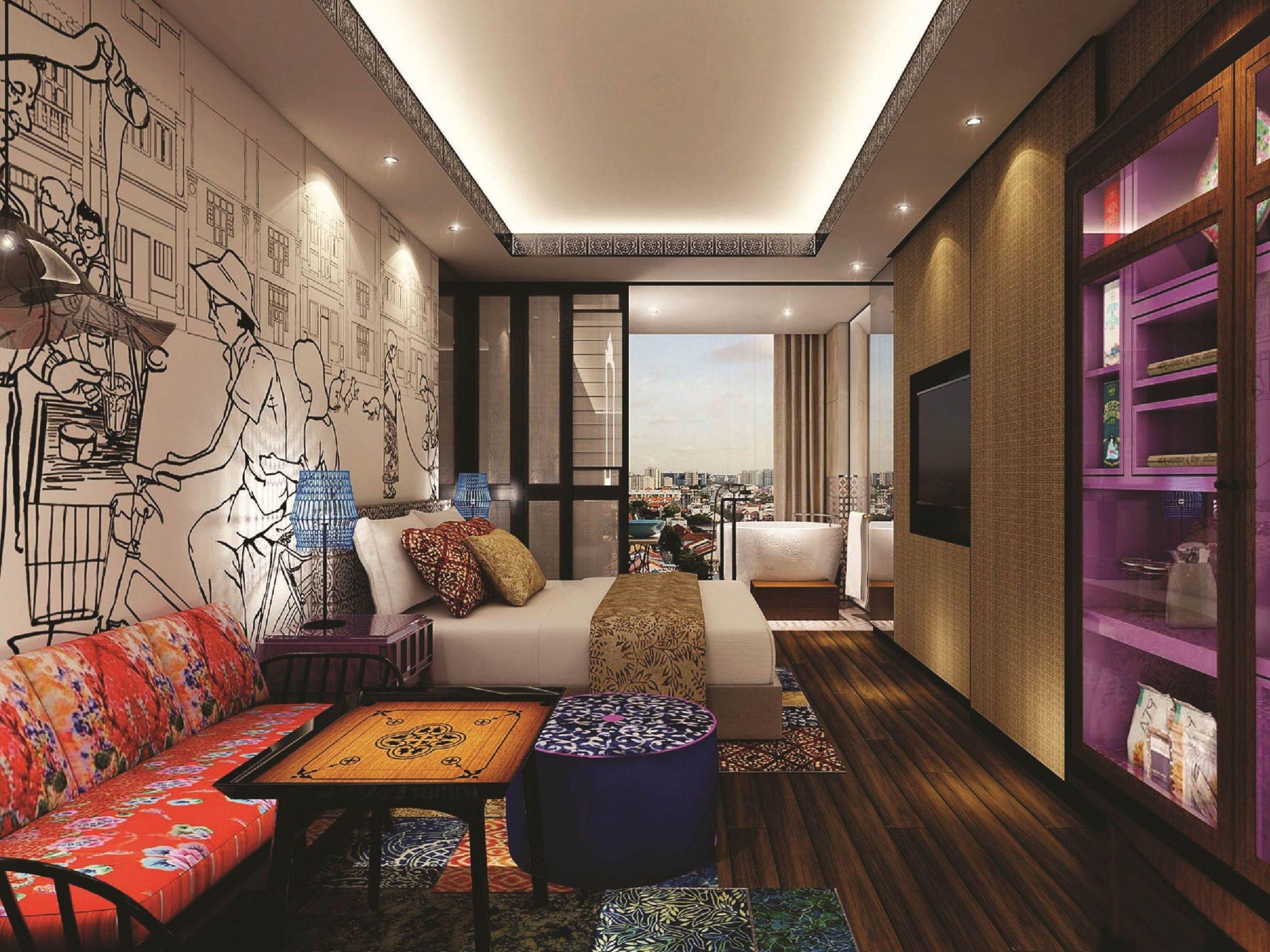 Hotel Indigo Katong | Photo Credit: InterContinental Hotels Group