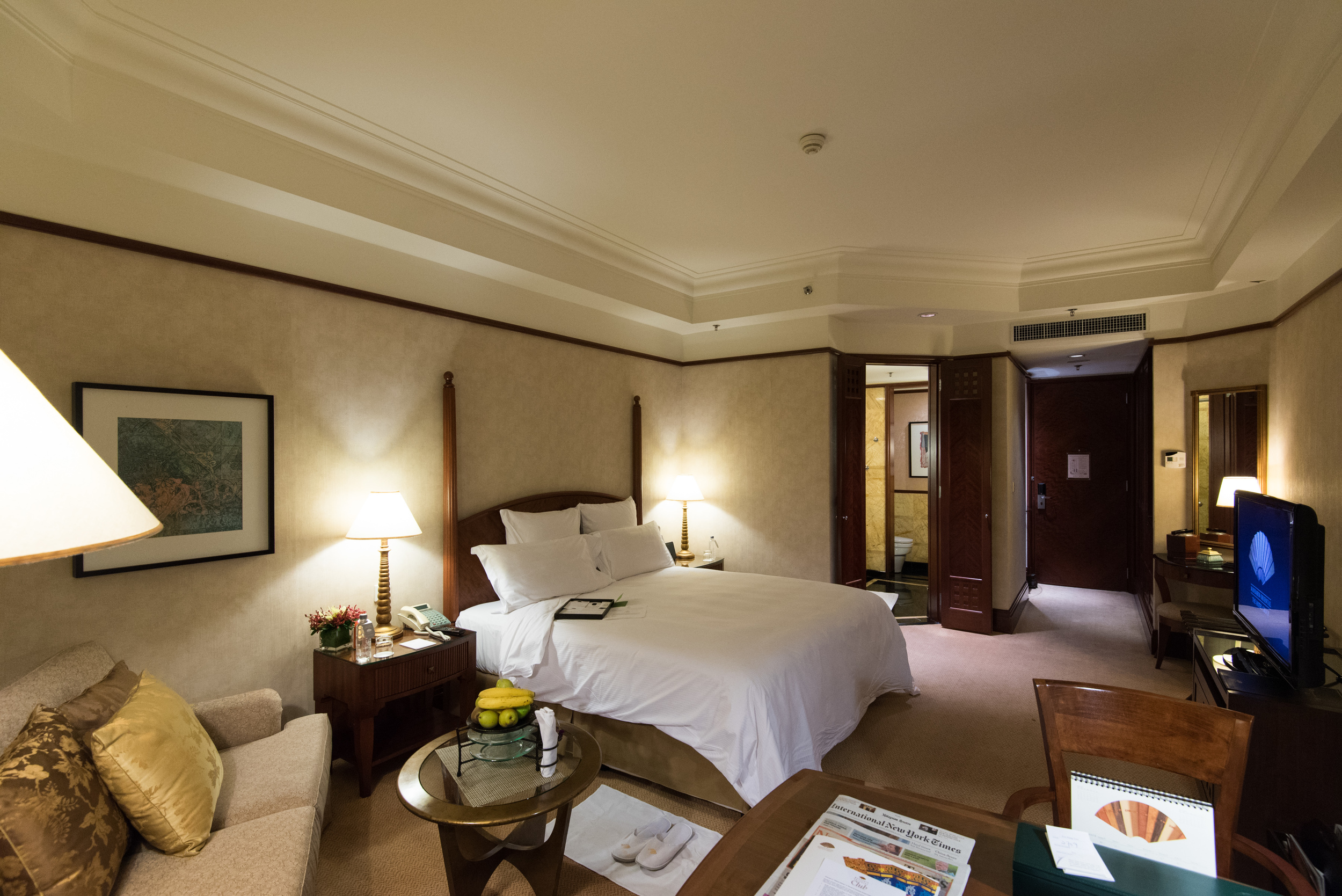 Club Deluxe City View Room  Mandarin Oriental, Kuala Lumpur