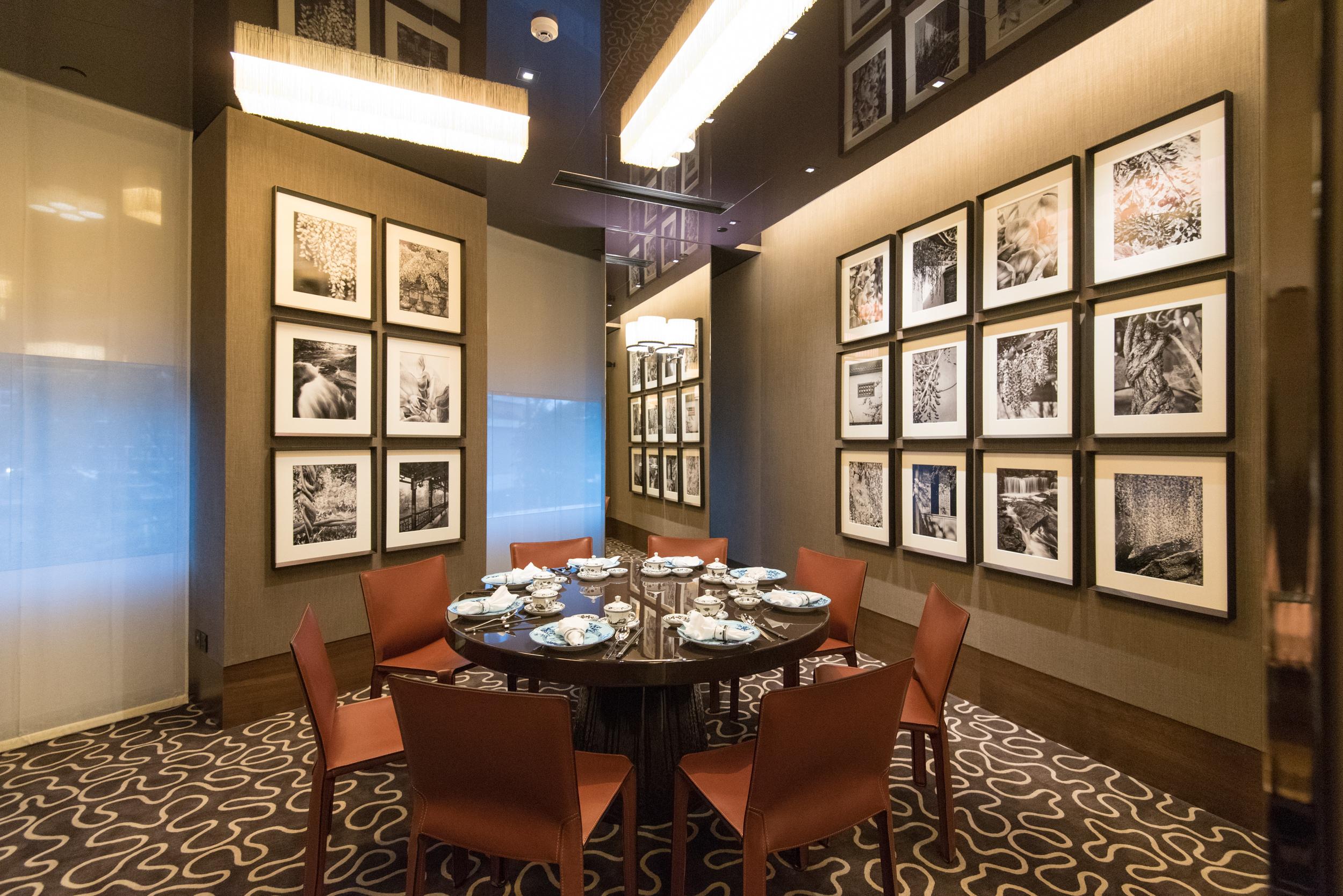 Private Dining Room  Summer Pavilion - The Ritz-Carlton, Millenia Singapore