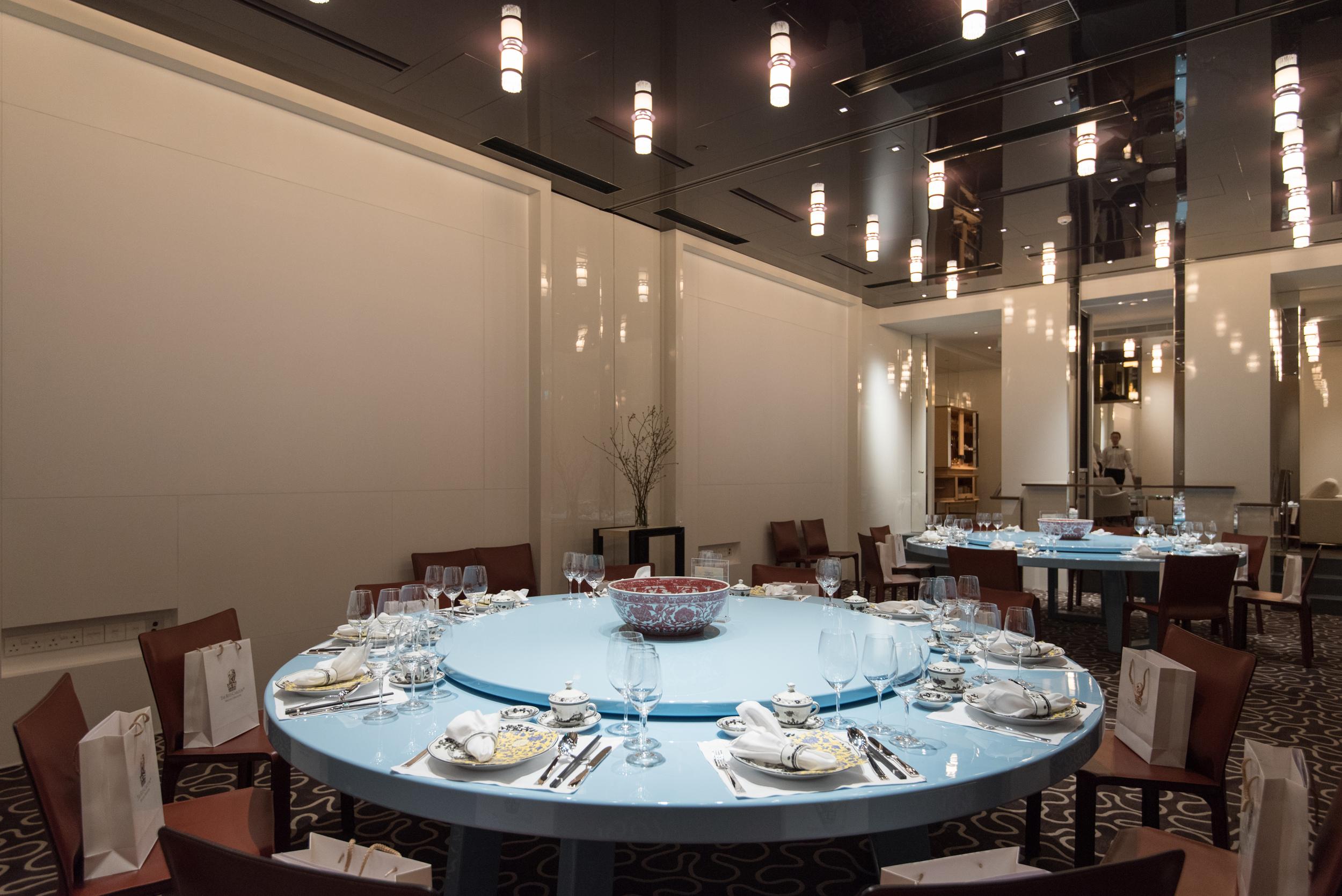 Garden Suite (Private Dining)    Summer Pavilion - The Ritz-Carlton, Millenia Singapore