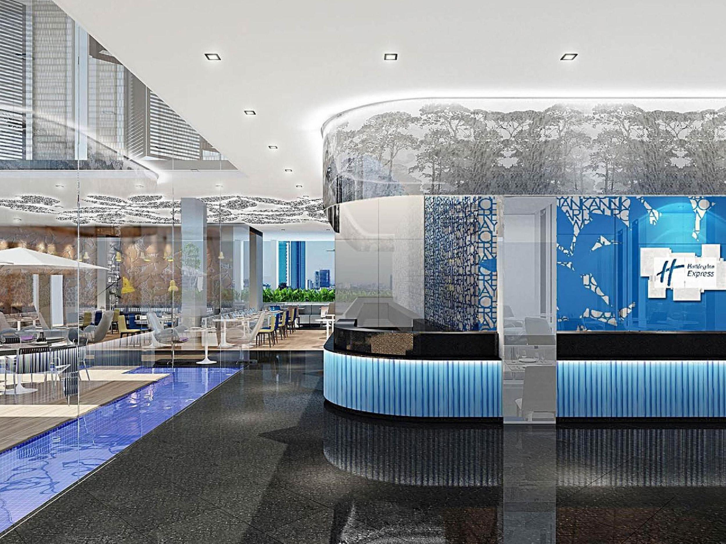Holiday Inn Express Singapore Katong   Photo Credit: InterContinental Hotels Group
