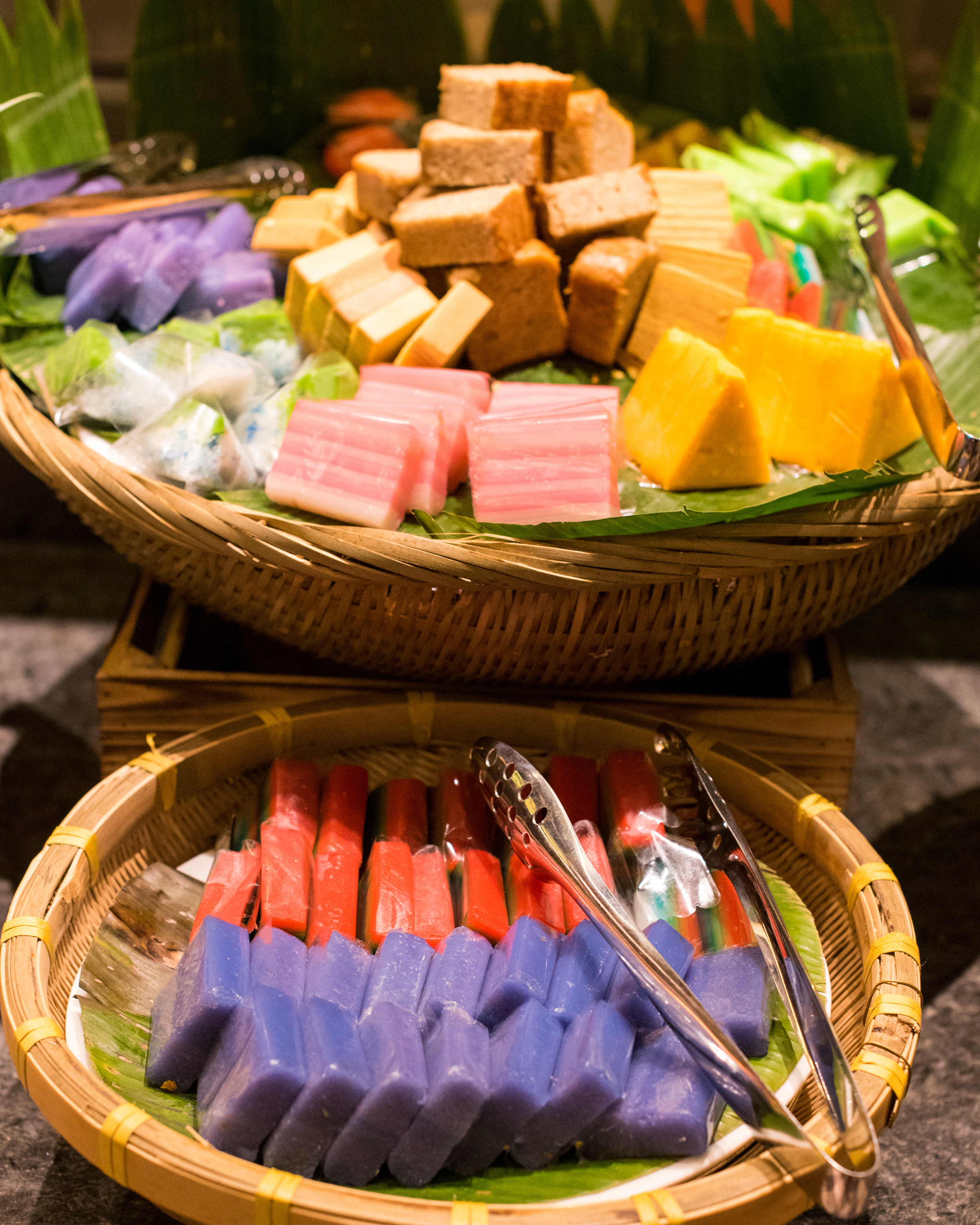 Local Cakes and Desserts - Sunday Brunch  J65 - Hotel Jen Tanglin Singapore