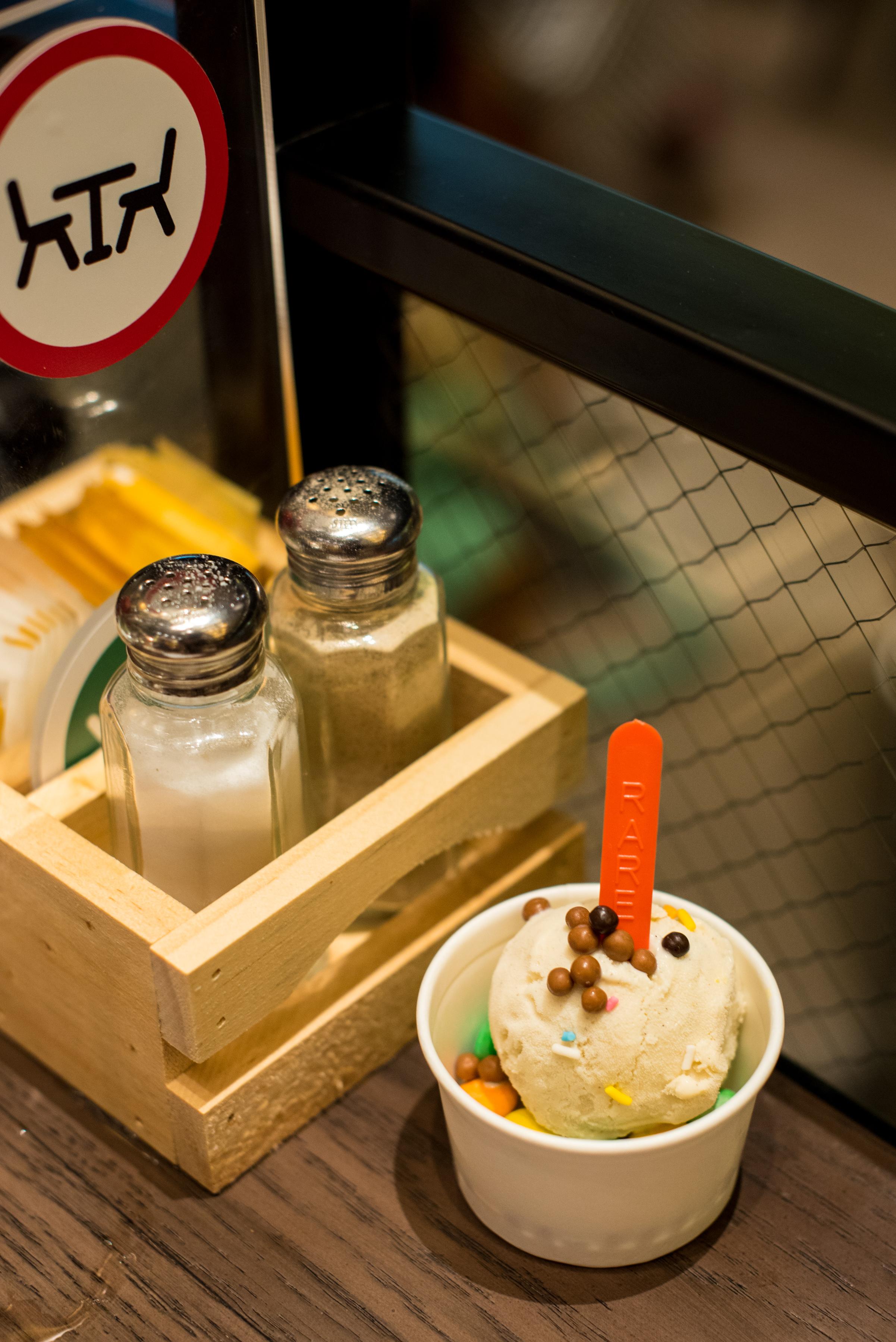 Ice-cream - Sunday Brunch  J65 - Hotel Jen Tanglin Singapore