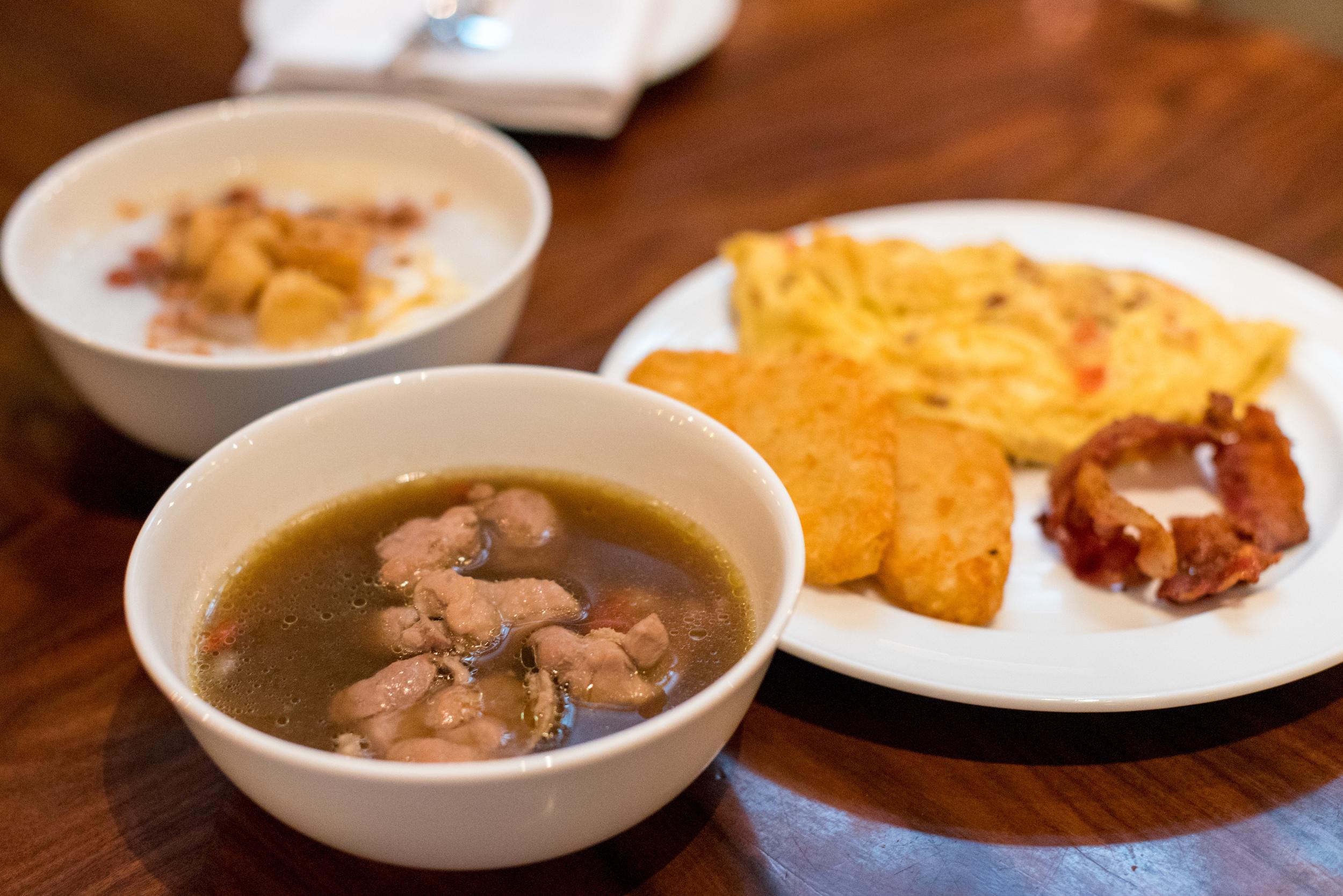 Breakfast - Marriott Cafe  Singapore Marriott Tang Plaza Hotel