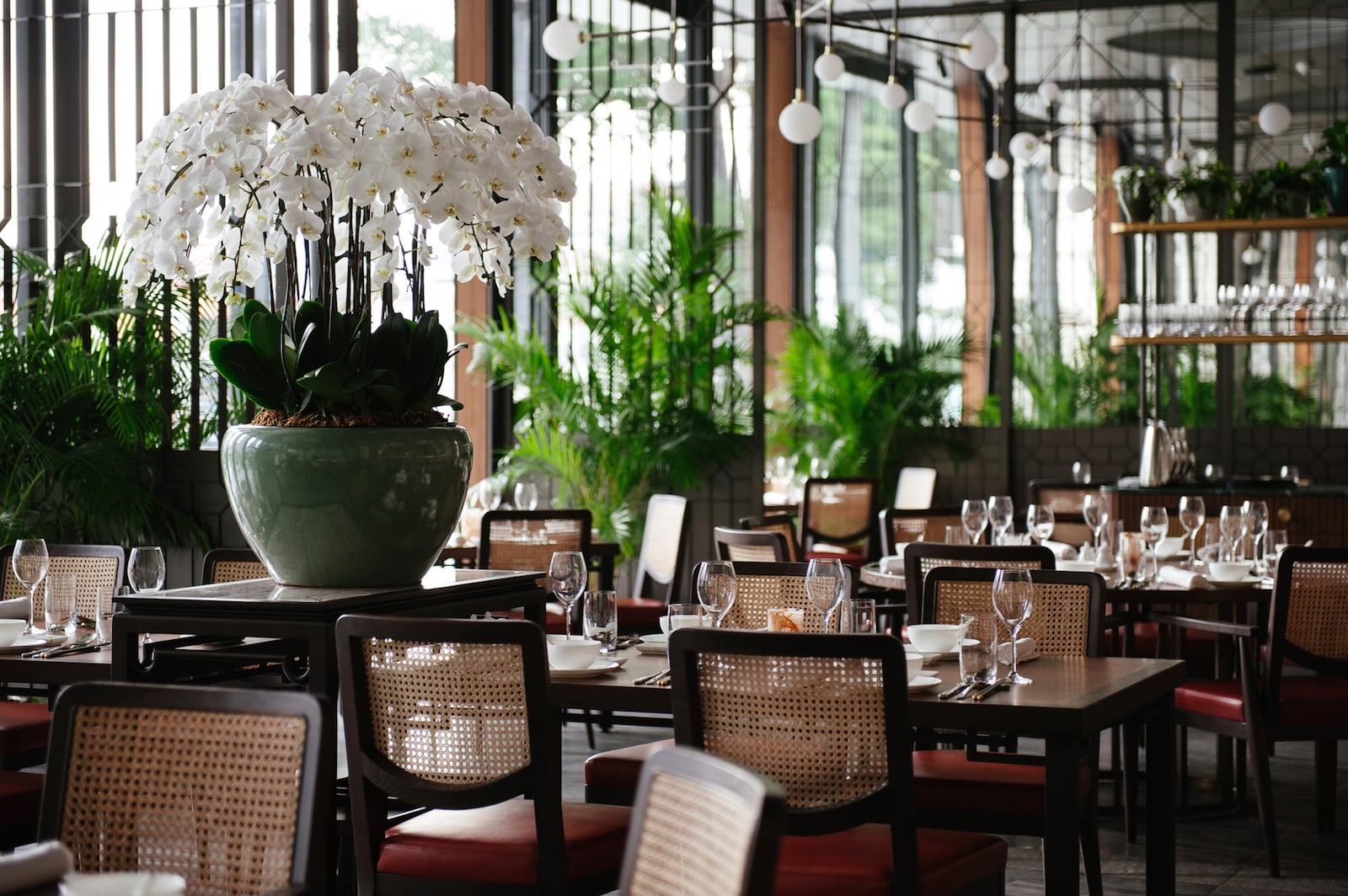 Indoor Dining Room at the EMPRESS | Photo Credit:EMPRESS