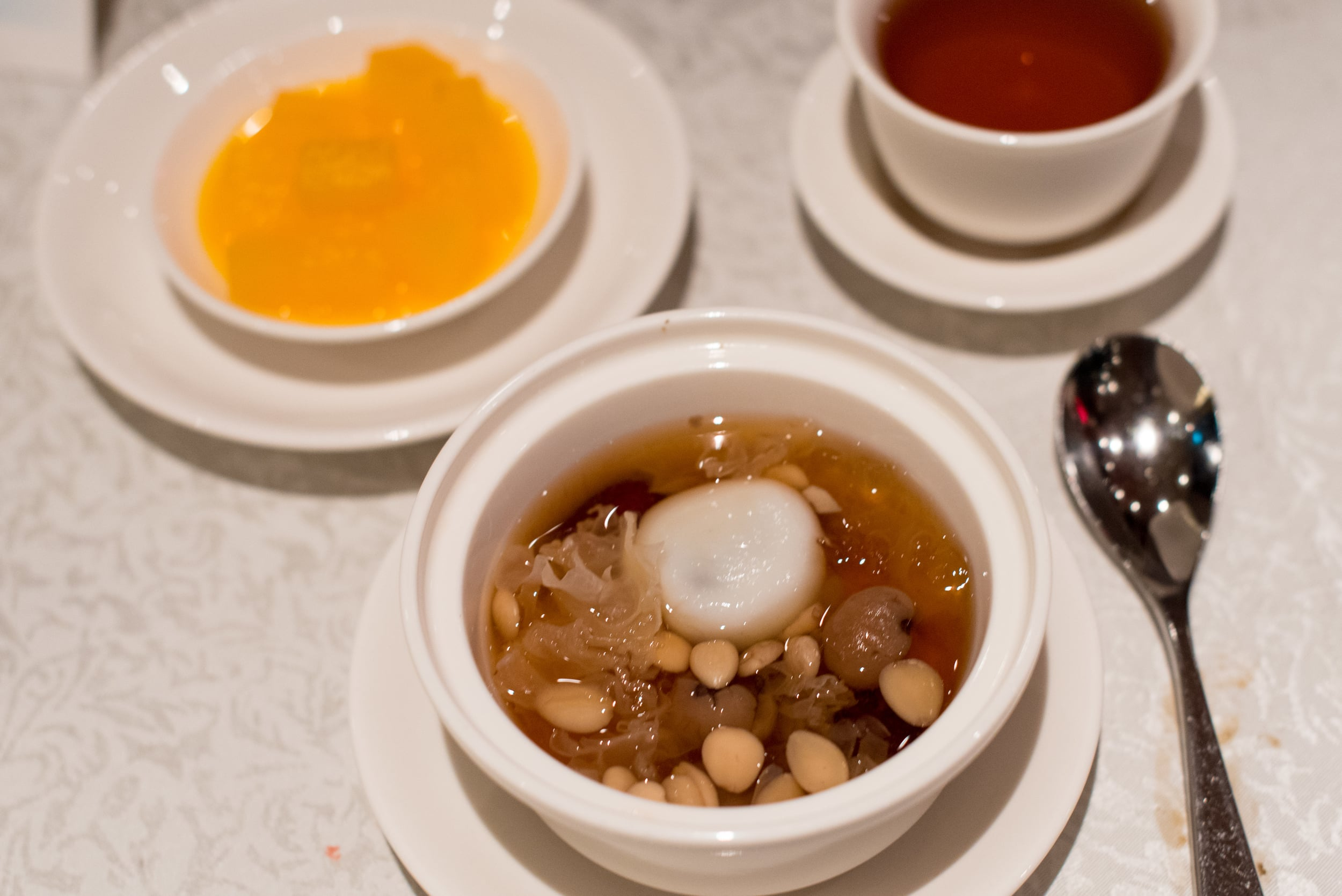 Prosperity Chinese New Year Desserts       Hai Tien Lo - Pan Pacific Singapore