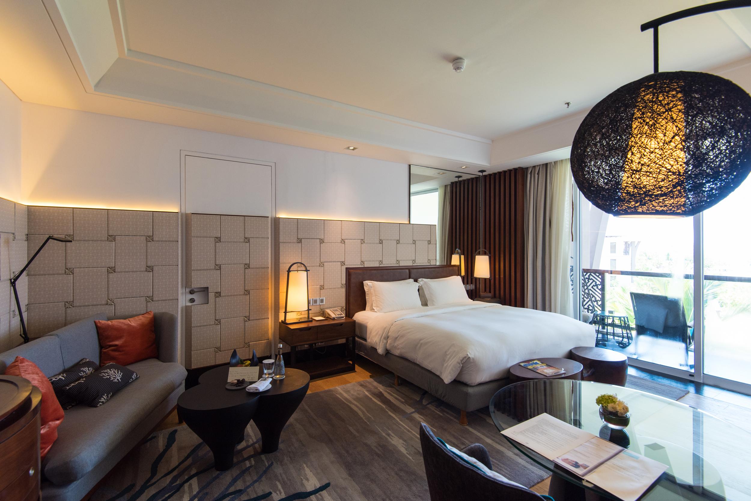 Bedroom  Luxury Room - Sofitel Bali Nusa Dua Beach Resort