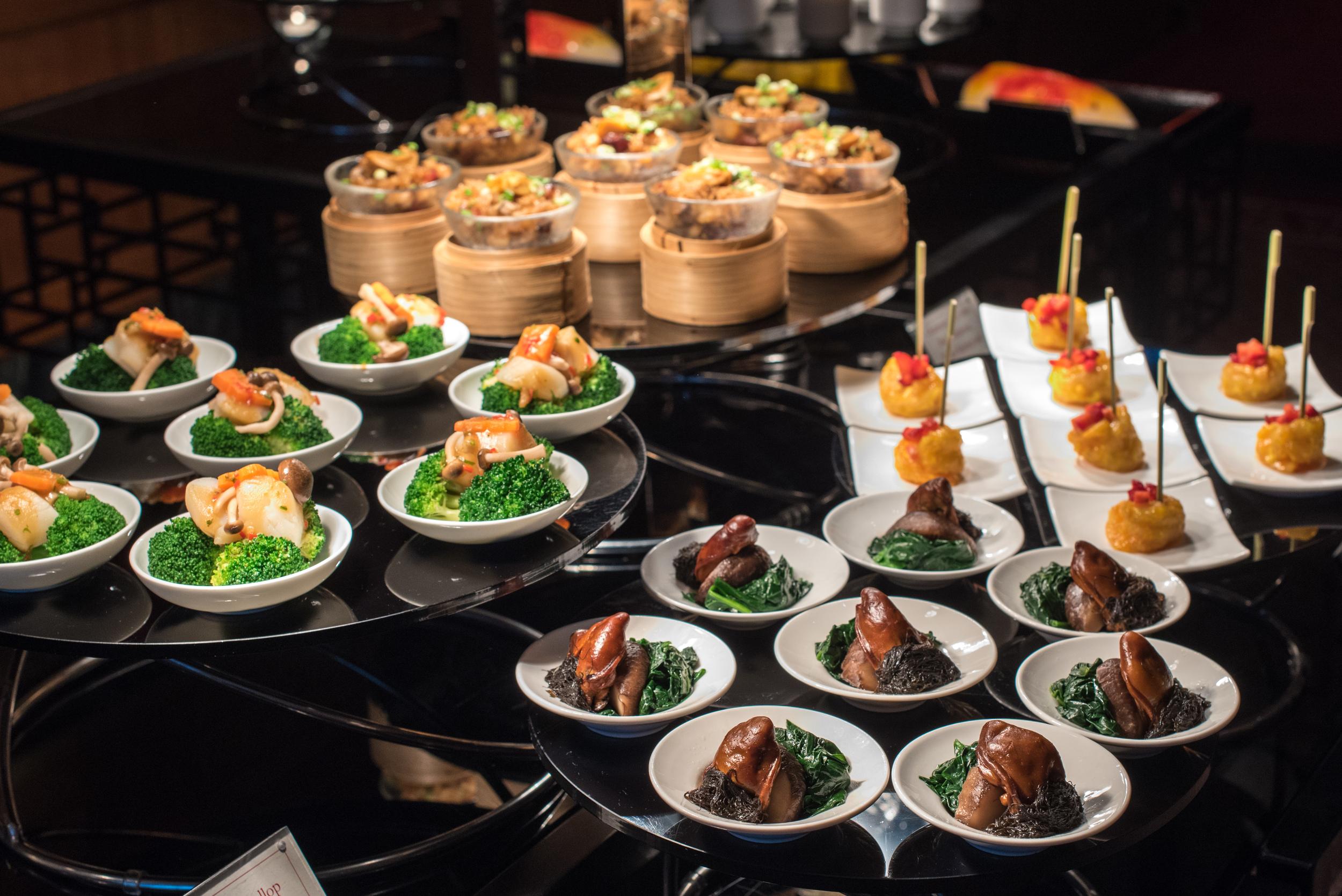 Imperial Feast Reunion Dinner  Summer Palace - Regent Singapore