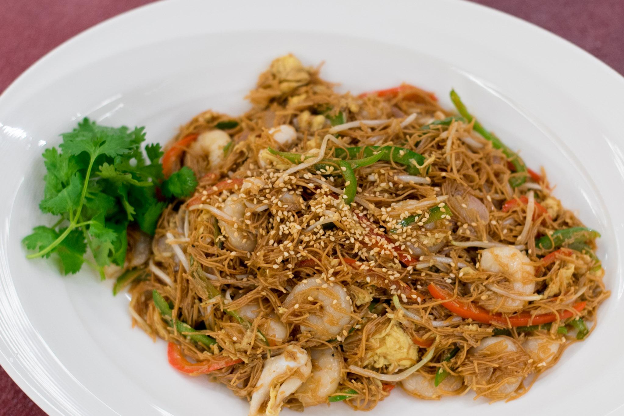 Seafood Mee Sua (Rice Vermicelli)  Park Hotel Clarke Quay