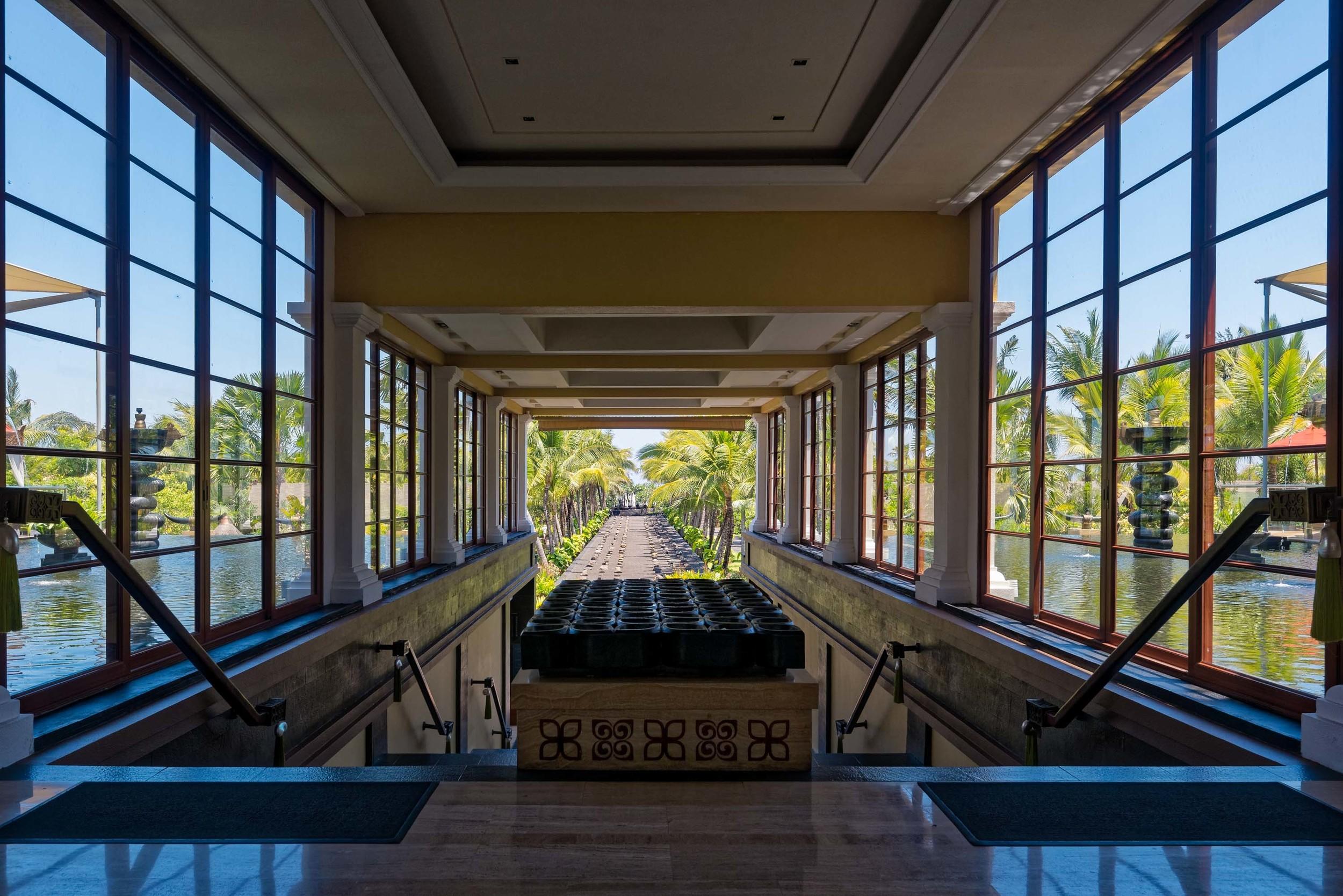 Grand Staircase  The St. Regis Bali Resort