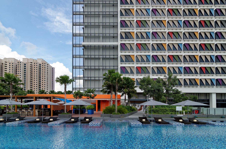 Swimming Pool  One Farrer Hotel & Spa