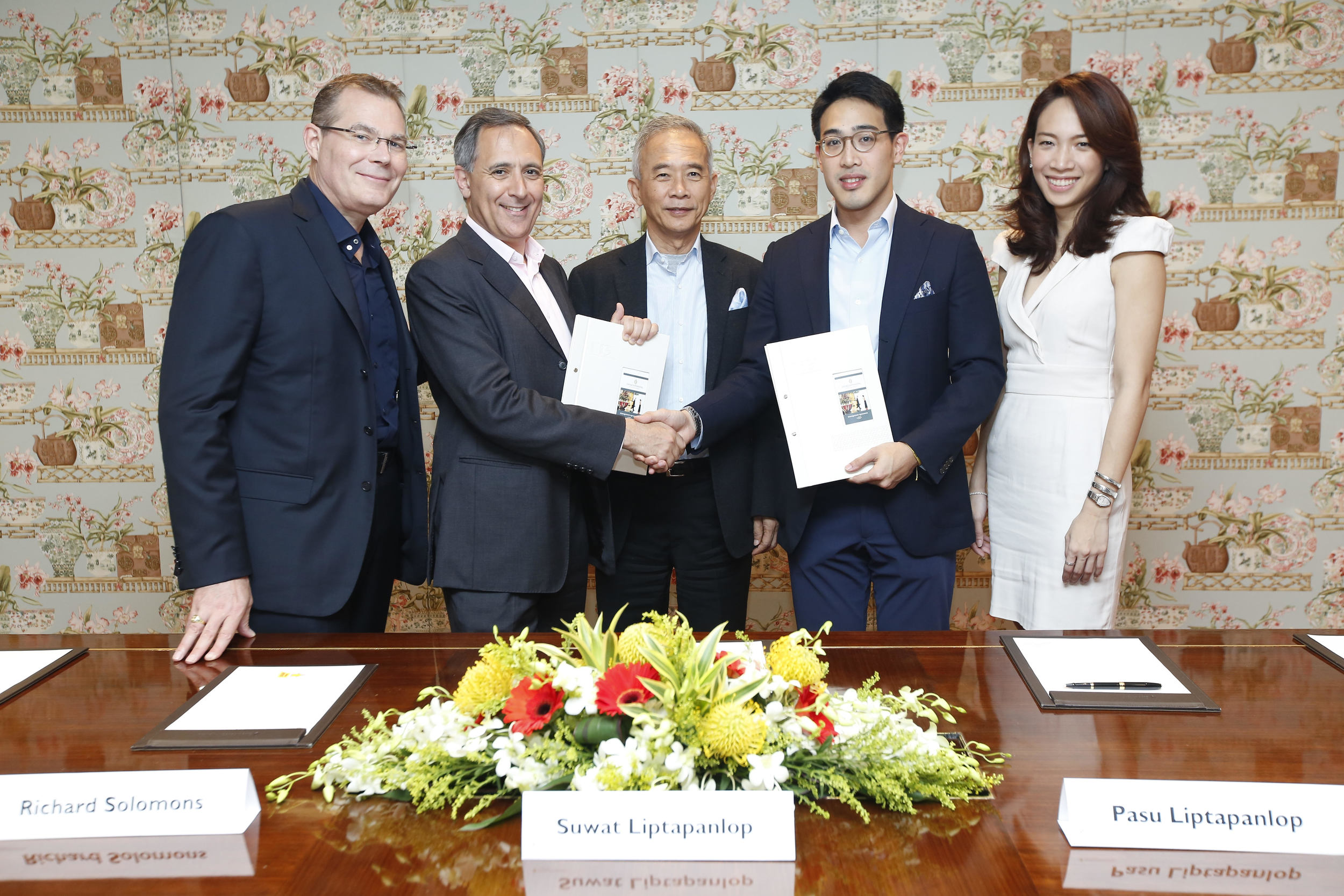 InterContinental Phuket Resort Signing | Photo Credit: InterContinental Hotels & Resorts