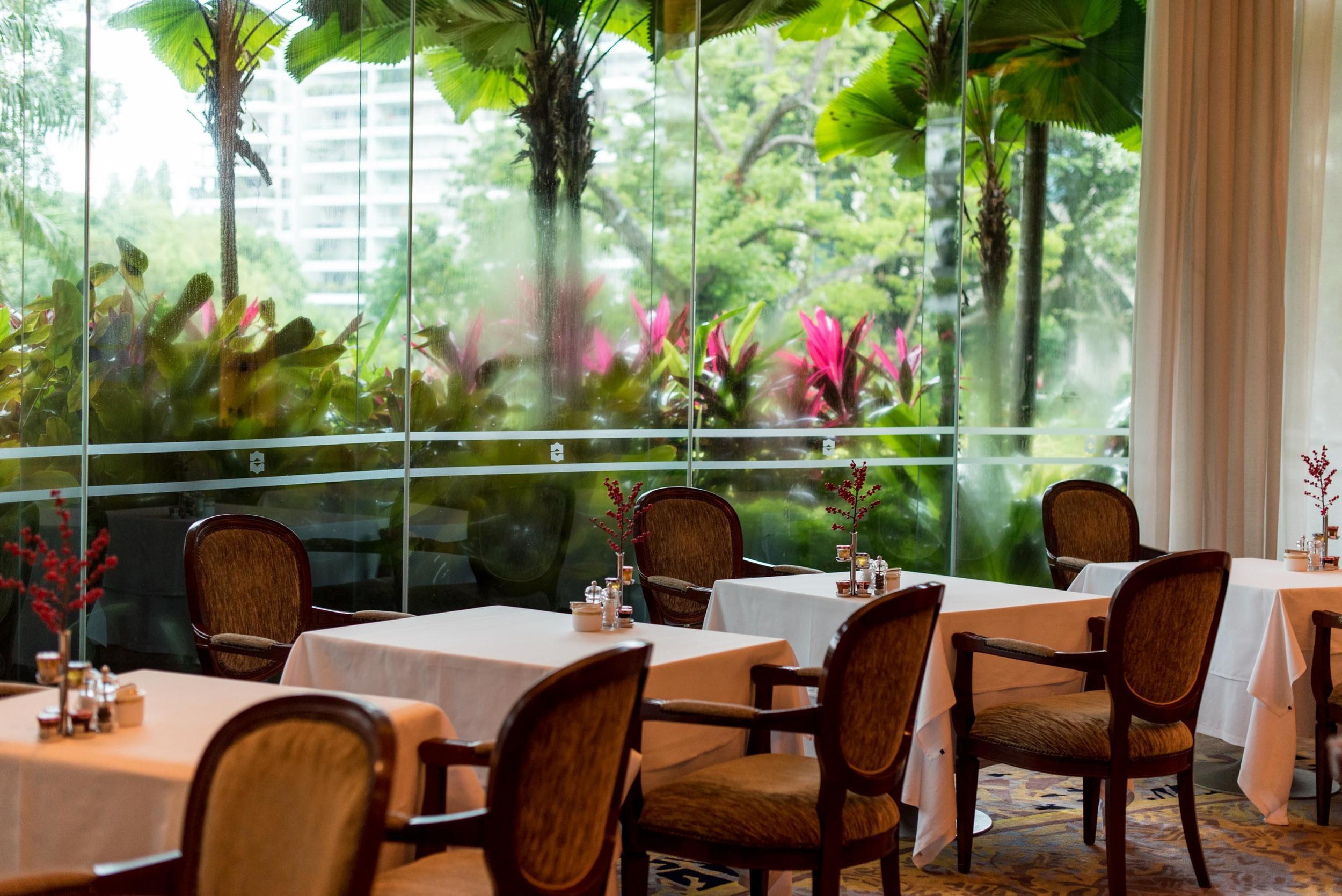 Summit Room  Valley Wing - Shangri-La Hotel, Singapore