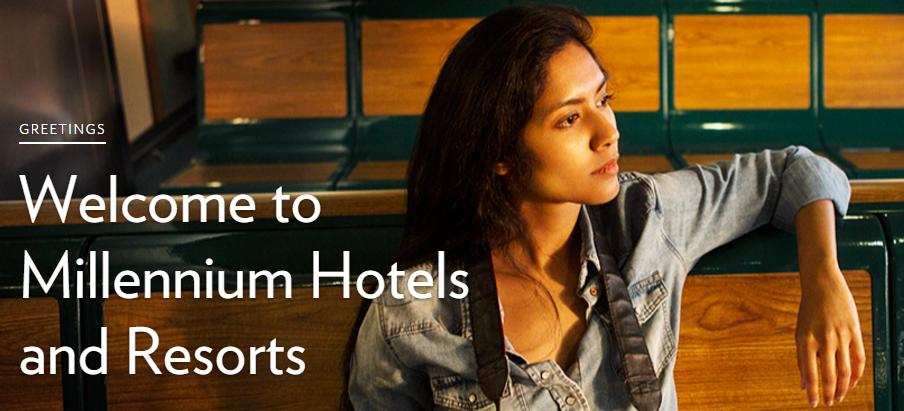 Photo Credit:Millennium Hotels and Resorts