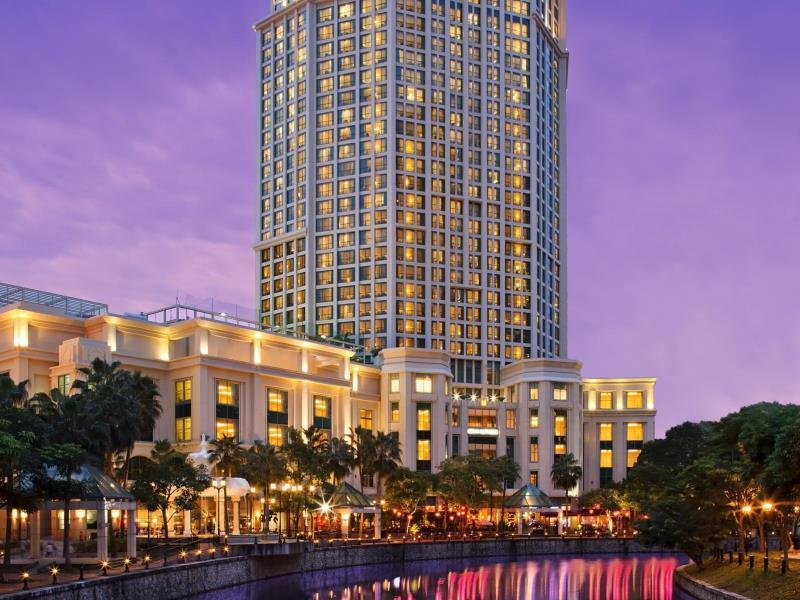 Grand Copthorne Waterfront Hotel Singapore   Photo Credit:Millennium Hotels and Resorts