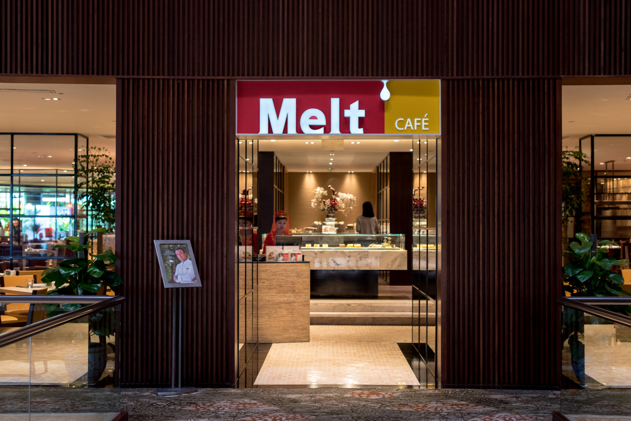 Turkish Delicacies by Guest Chef Metin Isci  Melt Cafe - Mandarin Oriental, Singapore