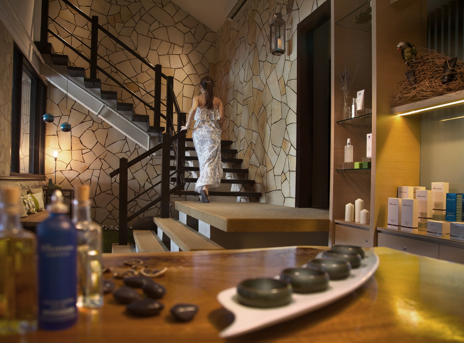 St. Gregory Spa   Photo Credit: PARKROYAL on Beach Road