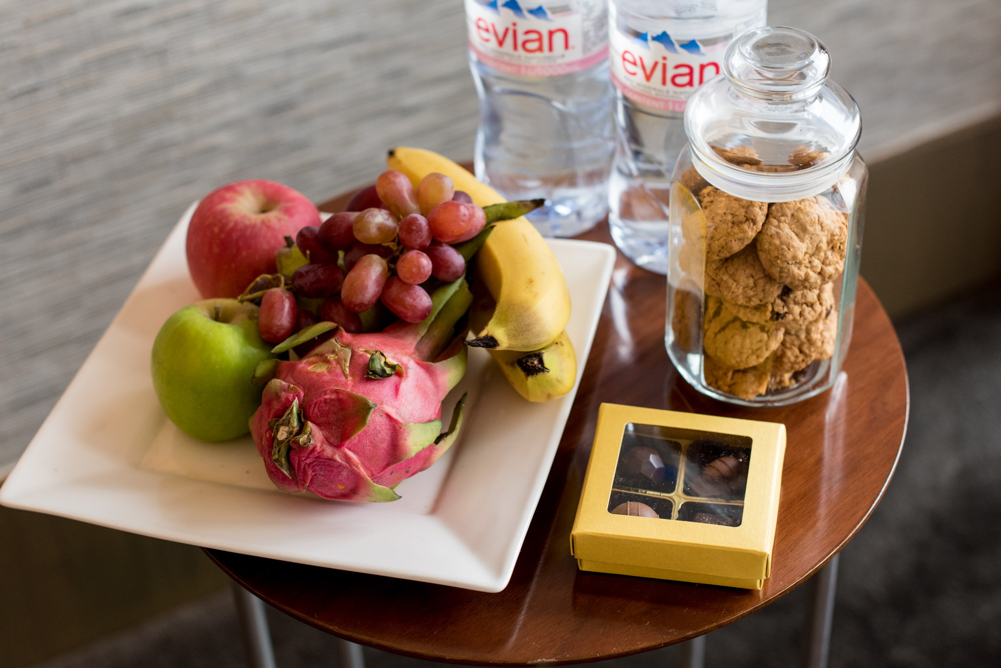 Welcome Amenities     Pacific Harbour Studio - Pan Pacific Singapore