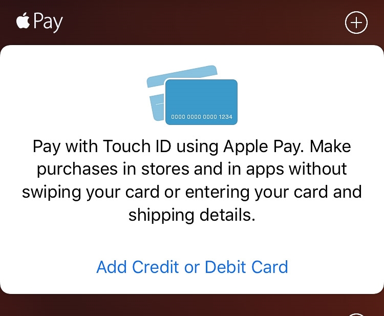 Apple Pay now in Singapore!