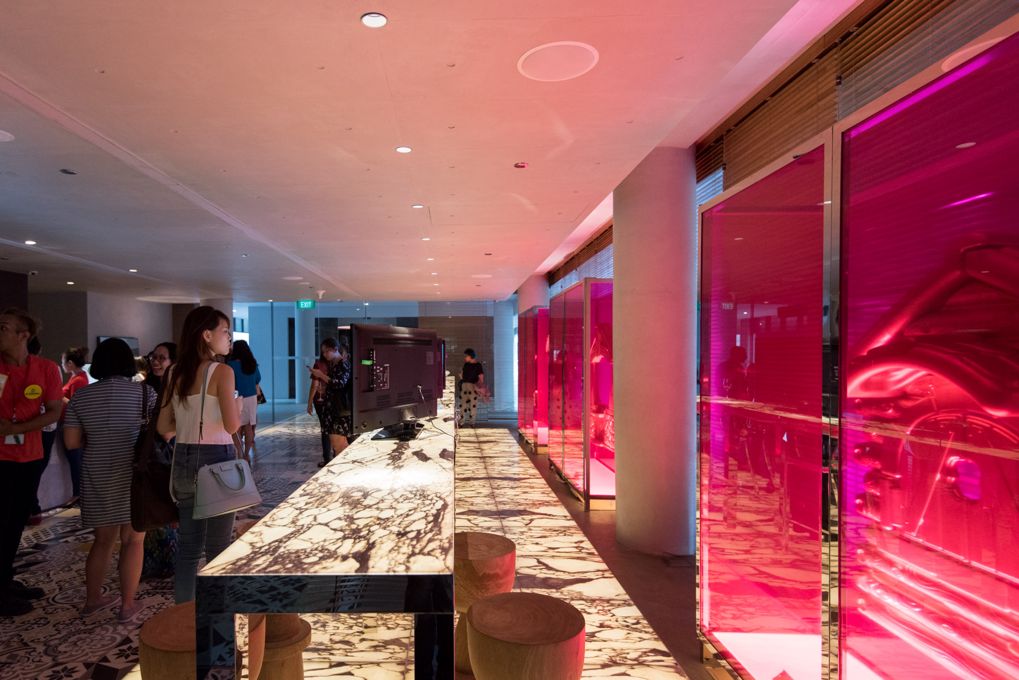Hotel Lobby  M Social Singapore