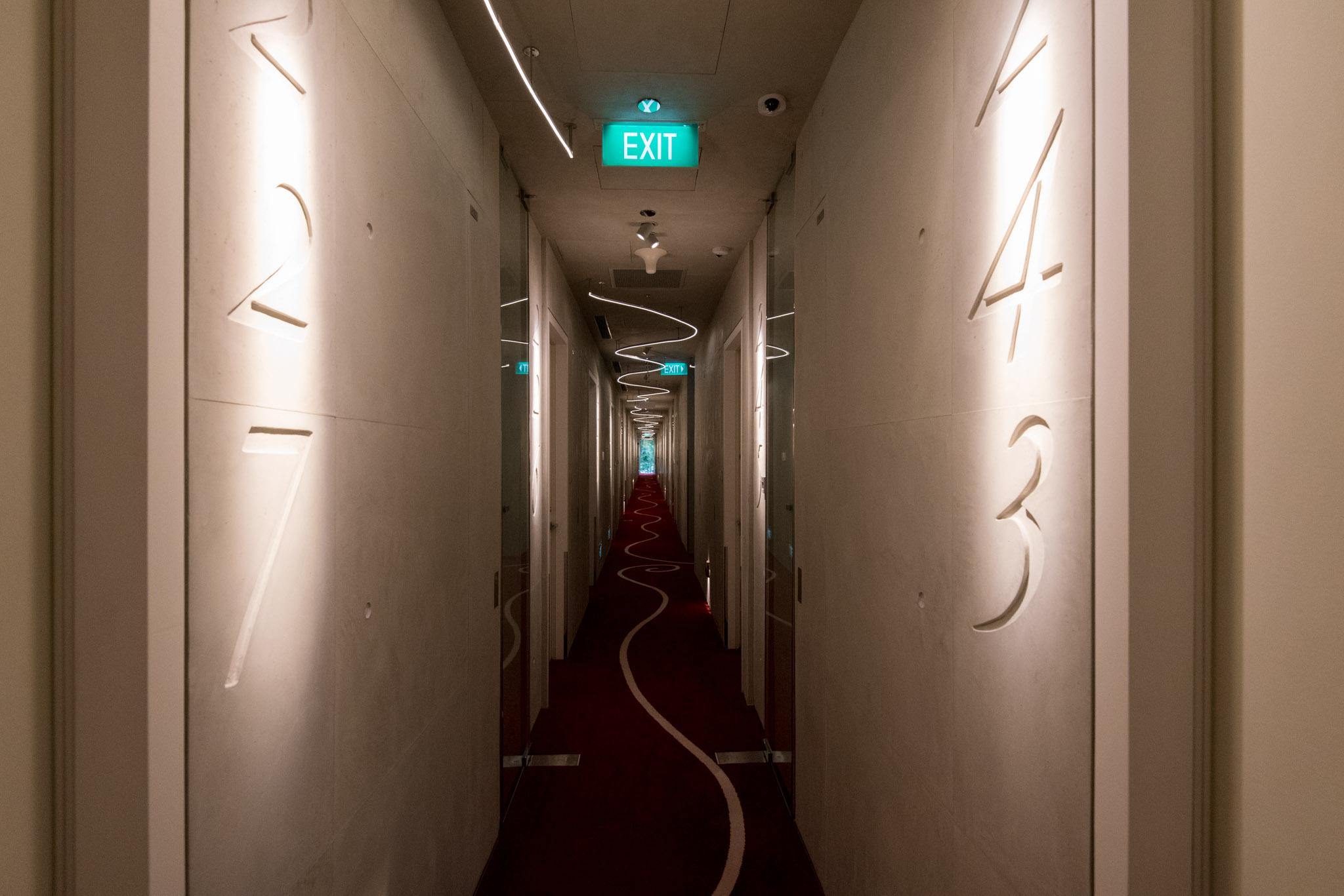Corridor  M Social Singapore