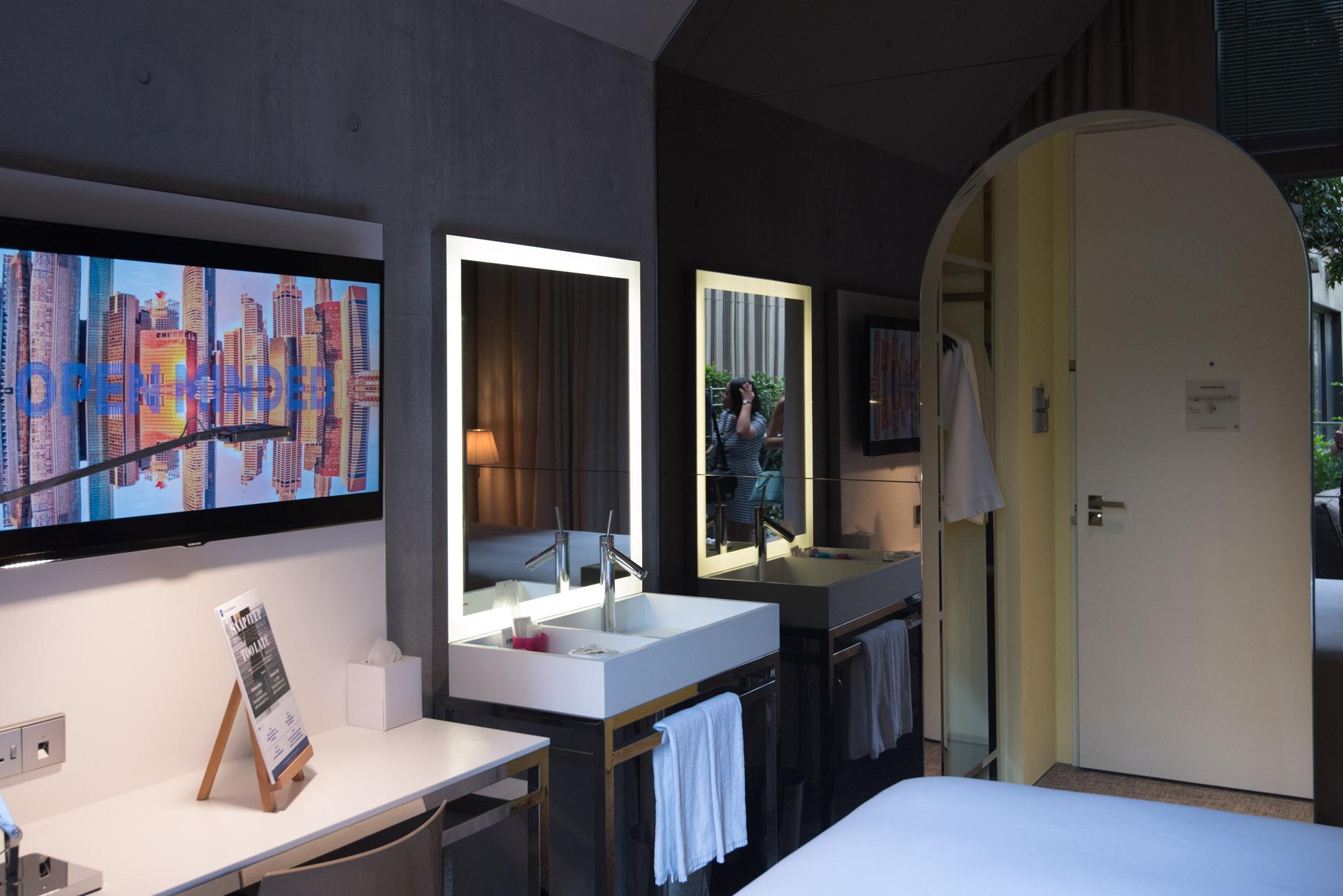 Nicer Room  M Social Singapore