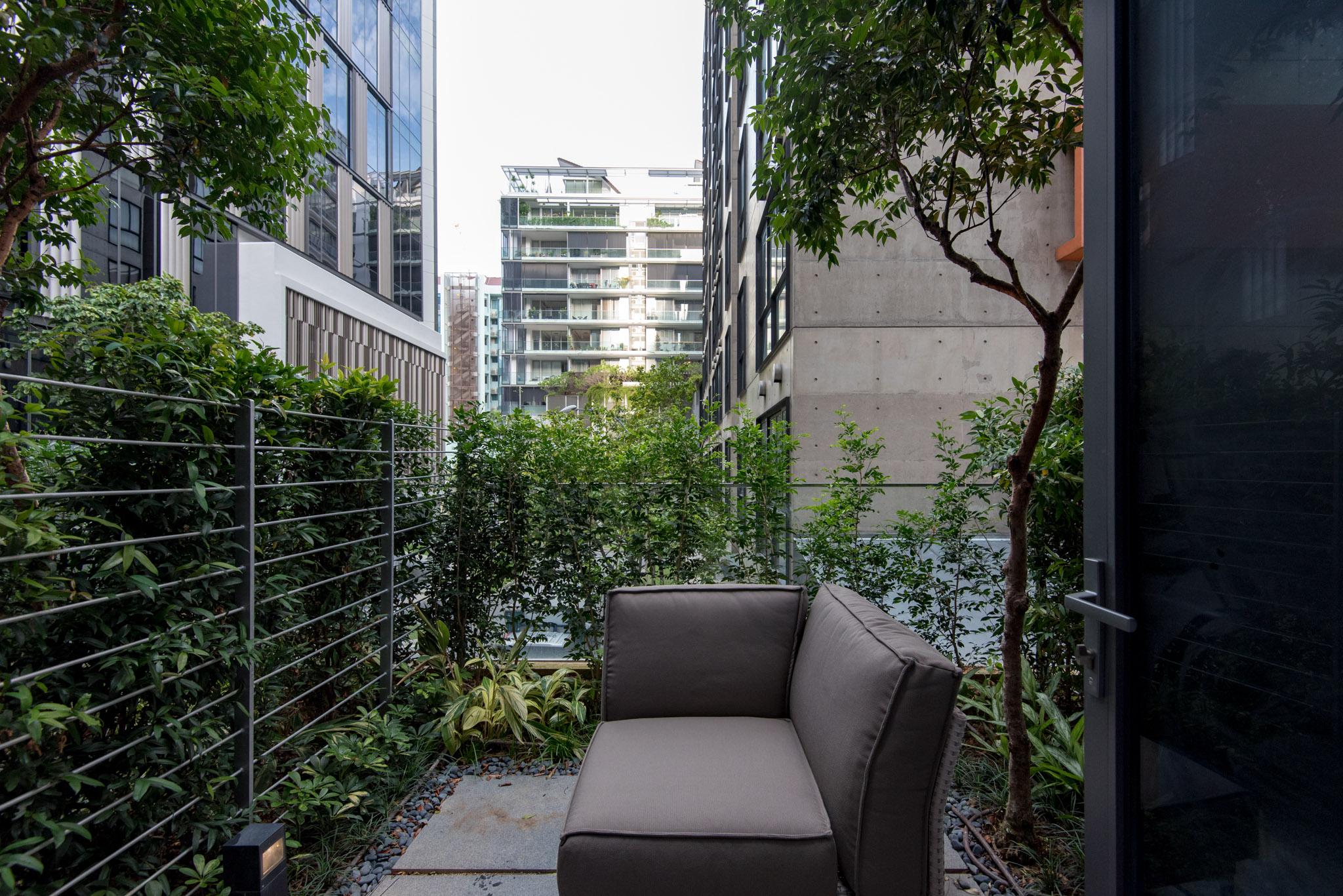 Outdoor Terrace  M Social Singapore