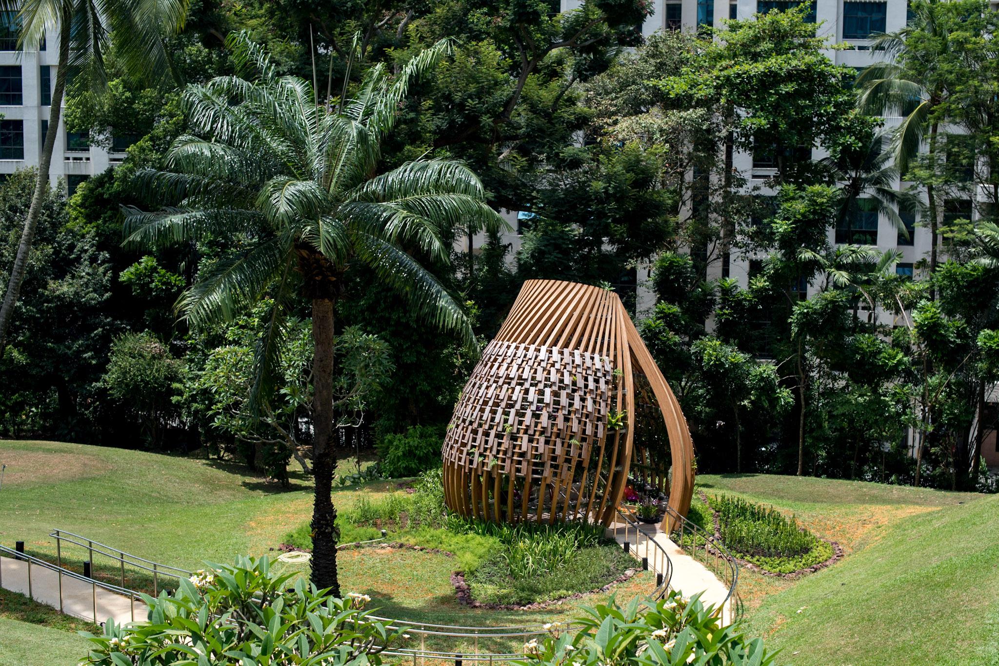 Orchid Haven   Shangri-La Hotel, Singapore