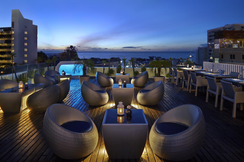 Sunset Lounge | Photo Credit: Hotel Baraquda Pattaya