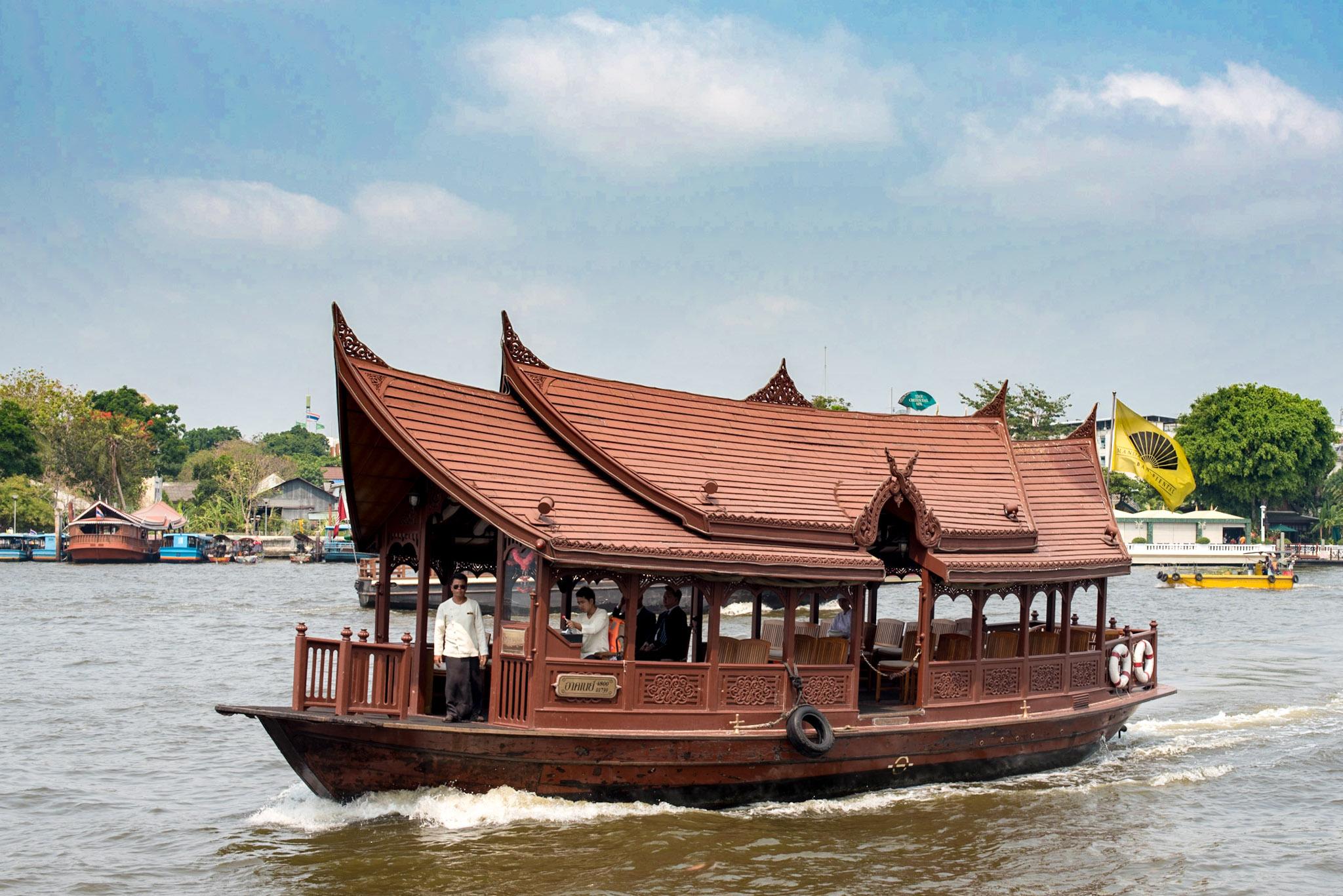 Shuttle Service  Mandarin Oriental, Bangkok