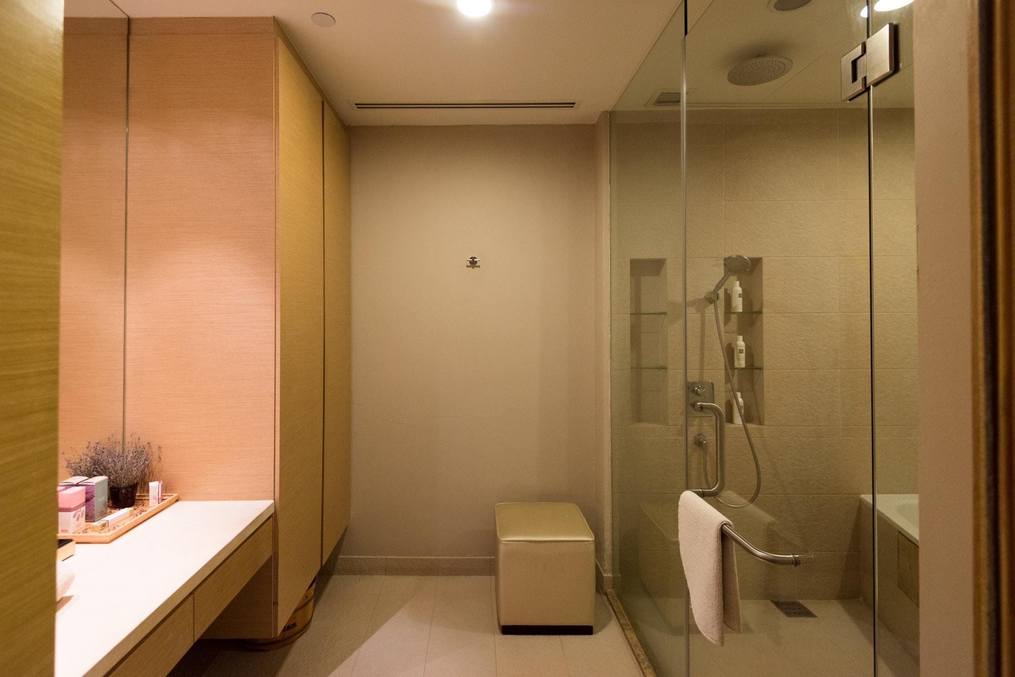 Essence Vale Spa at Hotel Jen Tanglin Singapore